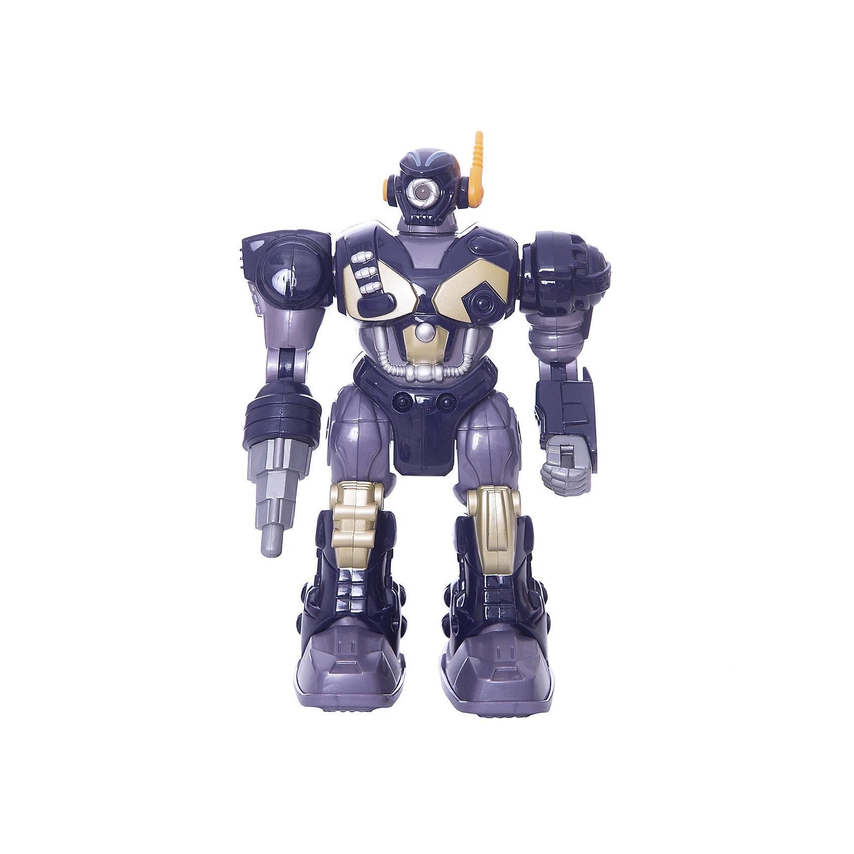 HAP-P-KID Робот Polar Captain, 17,5 см, HAP-P-KID игрушка робот red revo 17 5 см hap p kid