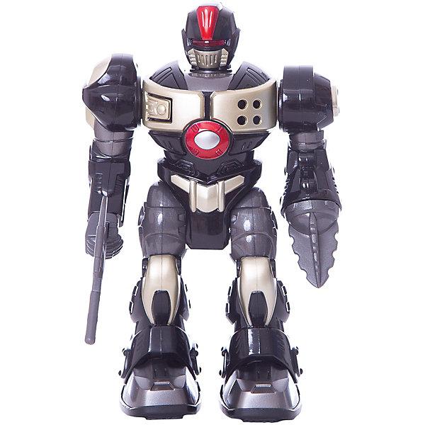 Игрушка-робот XSS, 17,5 см, HAP-P-KIDРоботы<br>Игрушка-робот XSS от HAP-P-KID классный подарок юному любителю робототехники! Робот выполнен из качественных материалов, у него прочная броня и несколько видов оружия. Робот самостоятельно передвигается и имеет классные световые эффекты. Устраивать битвы с таким бойцом одно удовольствие! Собирайтесь с друзьями и решайте чей робот самый сильный! Игры с роботами развивают у мальчишек сообразительность и логическое мышление.<br><br>Дополнительная информация: <br><br>- Робот движется вперед;<br>- Три вида оружия;<br>- Световые эффекты;<br>- Работает от батареек: 2 типа ААА;<br>- Прекрасный подарок мальчишке;<br>- Высота игрушки: 17,5 см;<br>- Размер упаковки: 14,6 х 10,2 х 21,6;<br>- Вес: 392 г<br><br>Игрушку-робота XSS, 17,5 см, HAP-P-KID можно купить в нашем интернет-магазине<br>Ширина мм: 146; Глубина мм: 102; Высота мм: 216; Вес г: 392; Возраст от месяцев: 36; Возраст до месяцев: 84; Пол: Мужской; Возраст: Детский; SKU: 4001661;