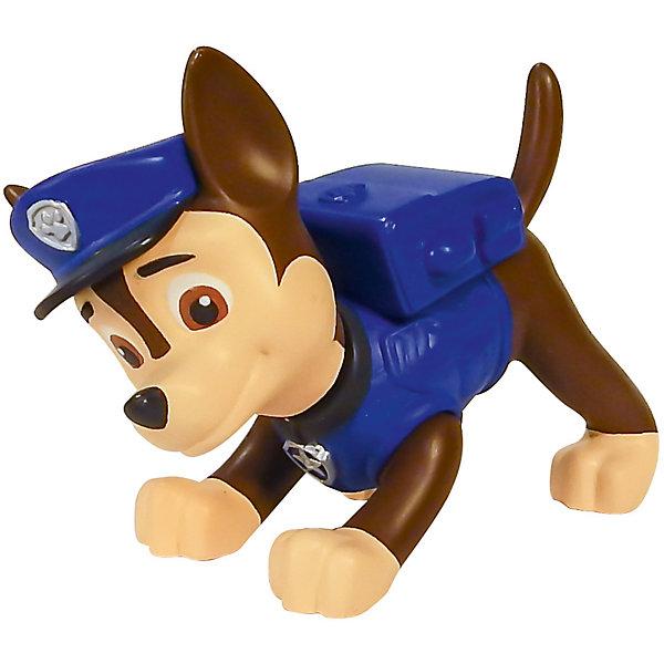 Купить Маленькая фигурка щенка Гонщик, Щенячий патруль, Spin Master, Китай, Унисекс