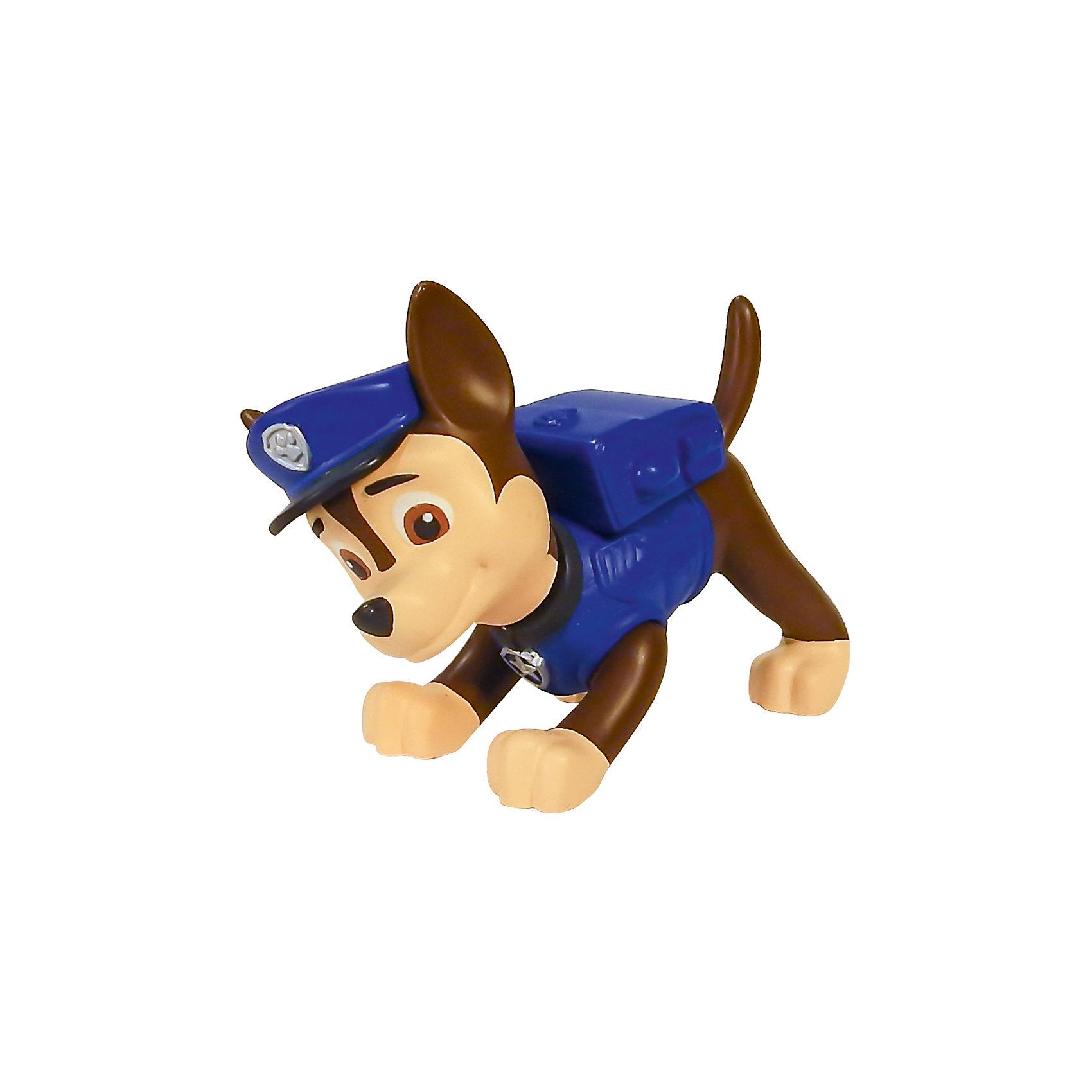 Spin Master Маленькая фигурка щенка Гонщик, Щенячий патруль, Spin Master купить шоколадного щенка лабрадора в тюмени