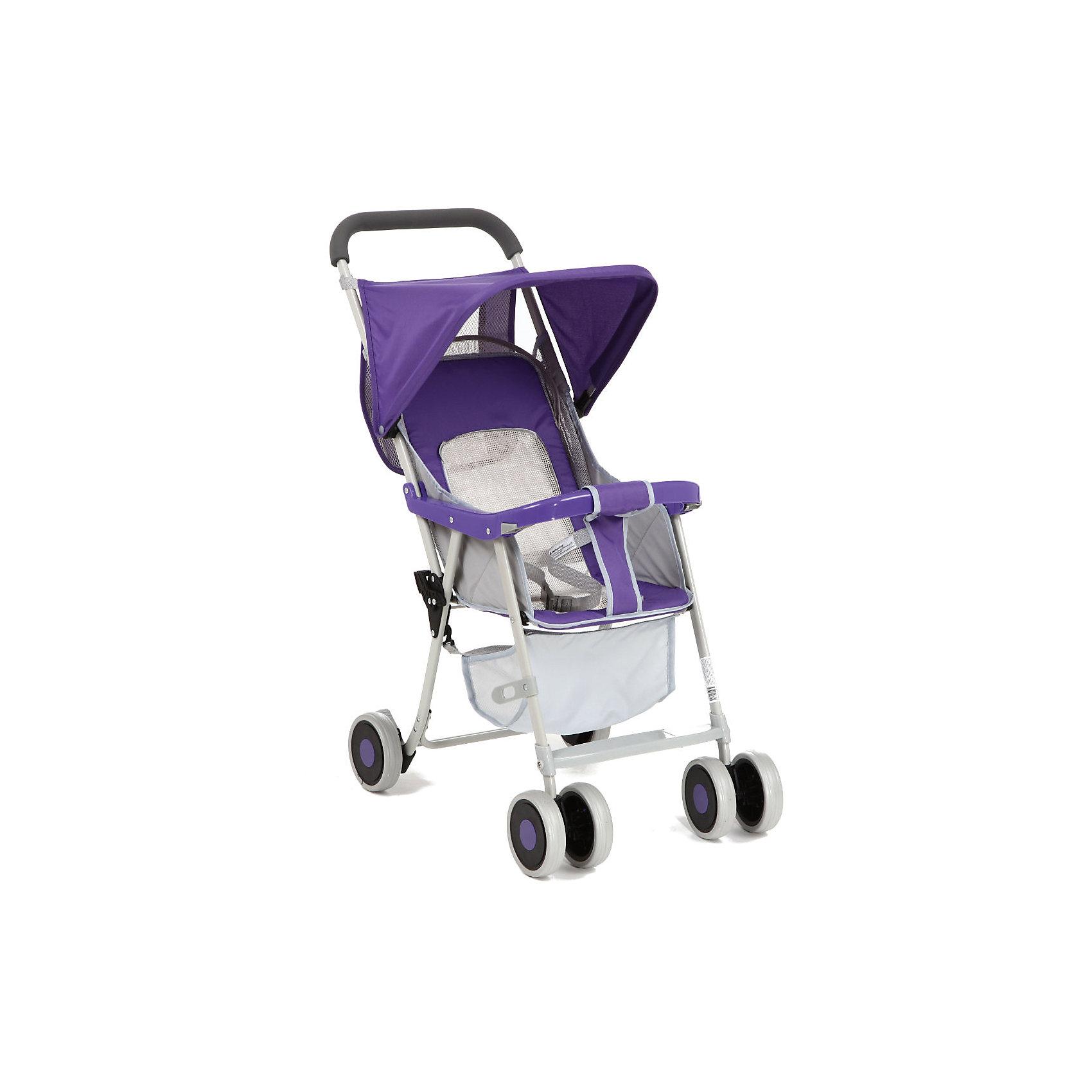 Прогулочная коляска S-2, Corol, фиолетовый