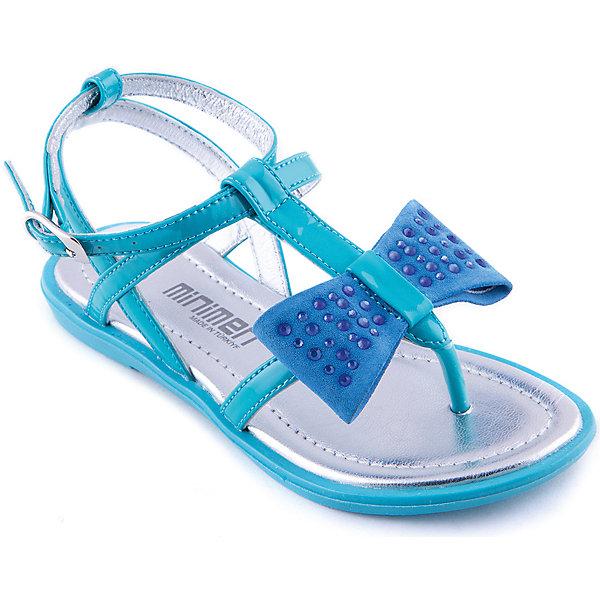 Босоножки для девочки MinimenБосоножки<br>Модные сандалии для девочки от известного турецкого бренда Minimen. Изделие предназначено для использования в сухую погоду при температуре воздуха выше +20 градусов и обладает следующими особенностями:<br>- голубой цвет, лак, эффектный декор;<br>- узкий ремешок с традиционной пряжкой;<br>- подкладка и стелька из натуральной кожи серебряного цвета;<br>- легкая подошва.<br>Очаровательные сандалии для Вашей любимой модницы<br><br>Дополнительная информация:<br>- Температурный режим: выше +20 градусов<br>- Состав: <br>Материал верха: натуральная кожа 100%; <br>Материал подкладки: натуральная кожа 100%; <br>Материал подошвы: термопластик 100%<br><br>Сандалии для девочки Minimen (Минимен) можно купить в нашем магазине<br>Ширина мм: 219; Глубина мм: 154; Высота мм: 121; Вес г: 343; Цвет: голубой; Возраст от месяцев: 132; Возраст до месяцев: 144; Пол: Женский; Возраст: Детский; Размер: 33,35,32,31,34,36; SKU: 4005725;