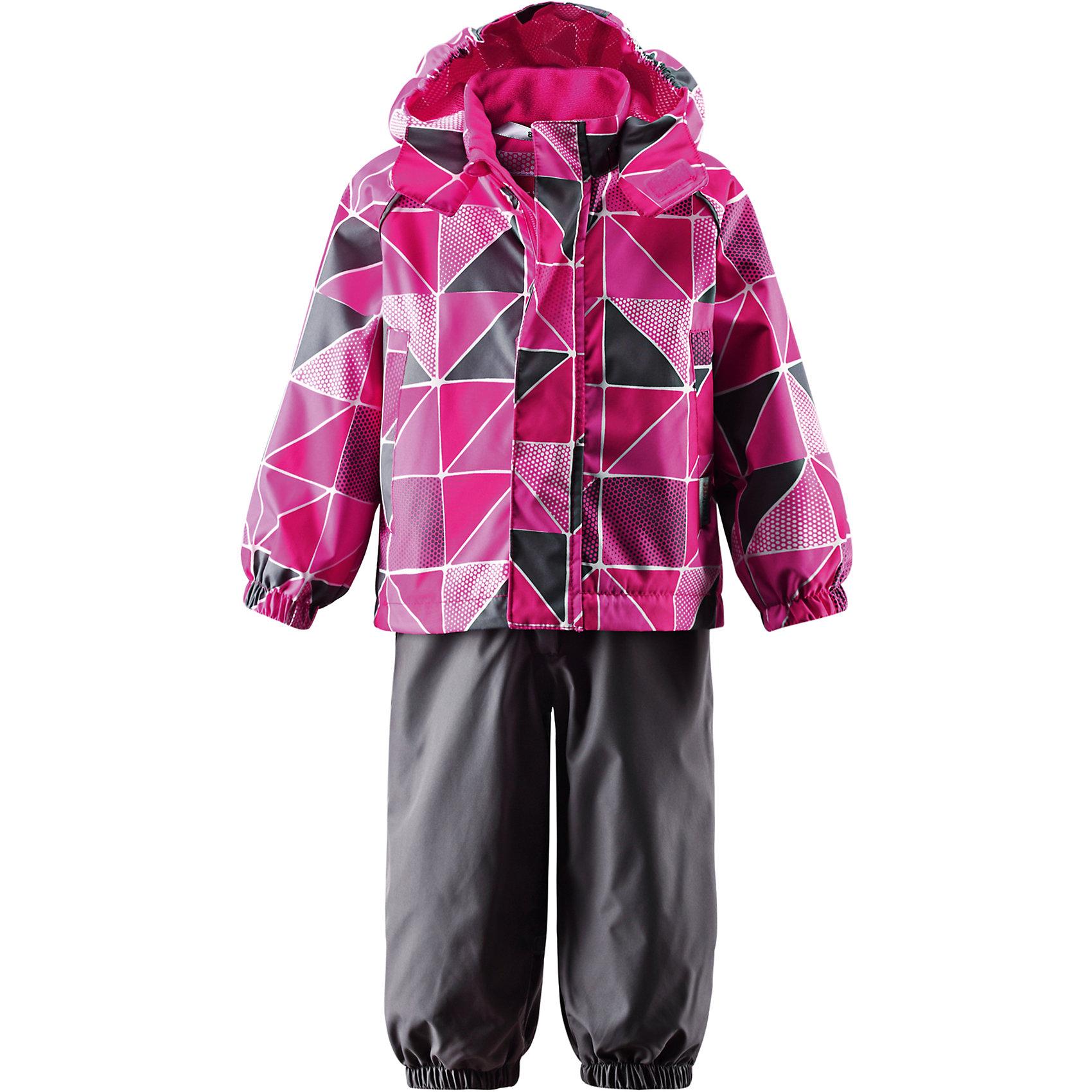 LASSIE by Reima Комплект: куртка и брюки для девочки LASSIE by Reima lassie by reima комбинезон