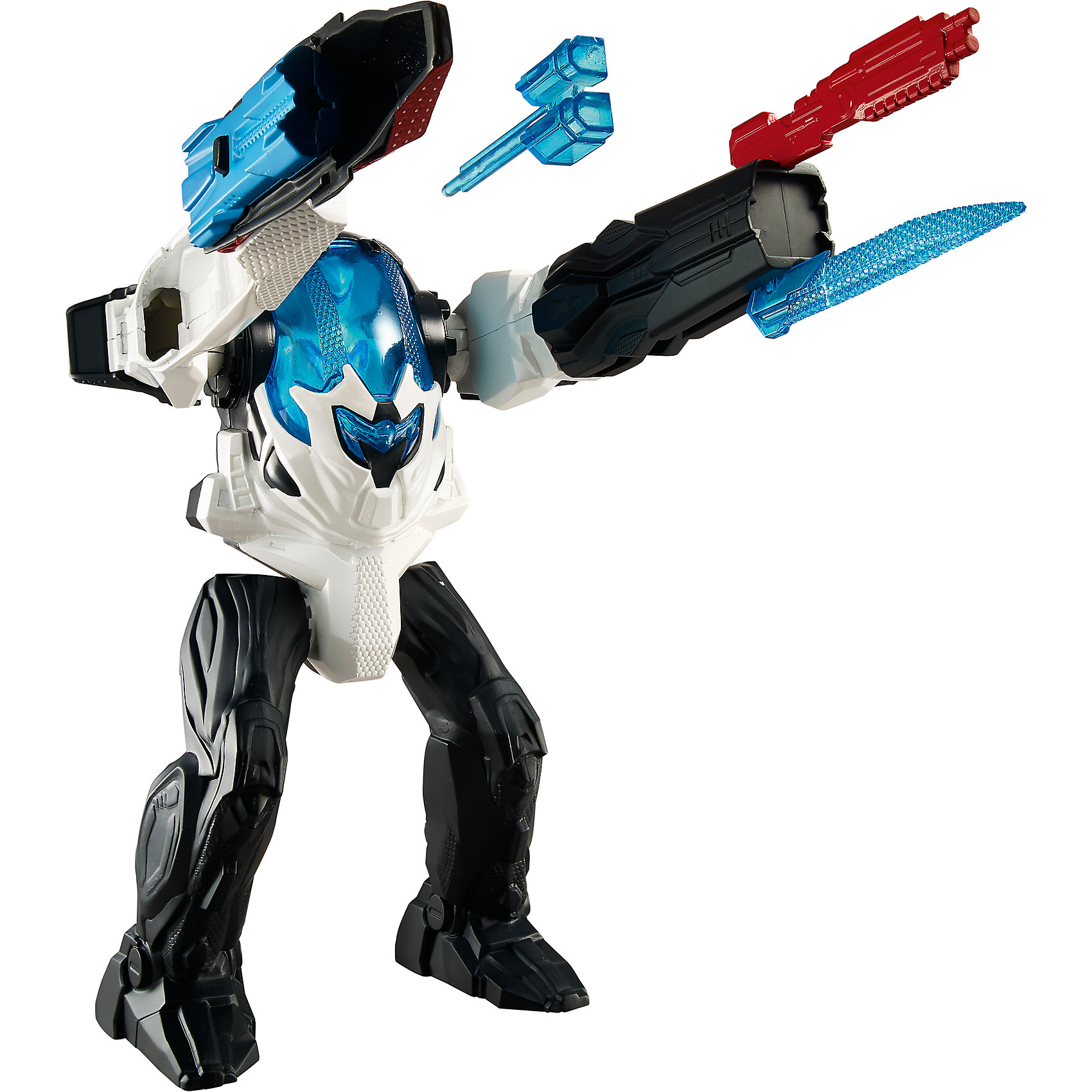 ����� ���� � �������� ���������, Max Steel (Mattel)