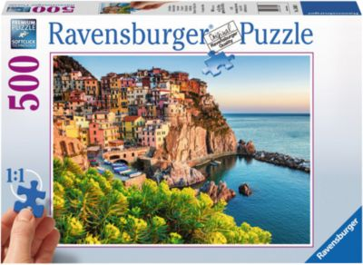 Пазл «Прекрасная Италия», 500 деталей, Ravensburger