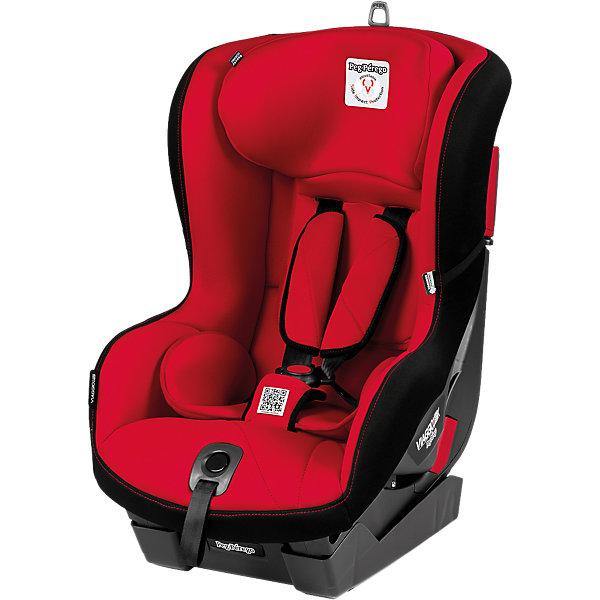 Автокресло Peg Perego Viaggio1 Duo-Fix K, 9-18 кг, RougeГруппа 1 (от 9 до 18 кг)<br>Характеристики:<br><br>• группа: 1;<br>• возраст ребенка: от 9 месяцев до 4 лет;<br>• вес ребенка: 9-18 кг;<br>• способ крепления: штатные ремни безопасности автомобиля;<br>• можно устанавливать автокресло на базу Isofix - база приобретается отдельно;<br>• способ установки: лицом по ходу движения автомобиля;<br>• регулируется угол наклона спинки, 4 положения;<br>• положение для сна и отдыха;<br>• регулируется высота подголовника;<br>• имеется мягкий вкладыш для маленького ребенка;<br>• усиленный подголовник с упругими бортами;<br>• 5-ти точечный ремень с мягкими накладками;<br>• механическая кнопка натяжения;<br>• усиленная защита от боковых ударов;<br>• материал: пластик, полиэстер;<br>• чехлы можно стирать при температуре 30 градусов;<br>• размер автокресла: 66х44х71 см;<br>• вес: 10 кг;<br>• вес в упаковке: 13,1 кг.<br><br>Автокресло Viaggio1 Duo-Fix K, 9-18 кг., Peg-Perego, Rouge можно купить в нашем интернет-магазине.<br><br>Ширина мм: 720<br>Глубина мм: 560<br>Высота мм: 455<br>Вес г: 12990<br>Цвет: красный<br>Возраст от месяцев: 9<br>Возраст до месяцев: 48<br>Пол: Унисекс<br>Возраст: Детский<br>SKU: 4009934