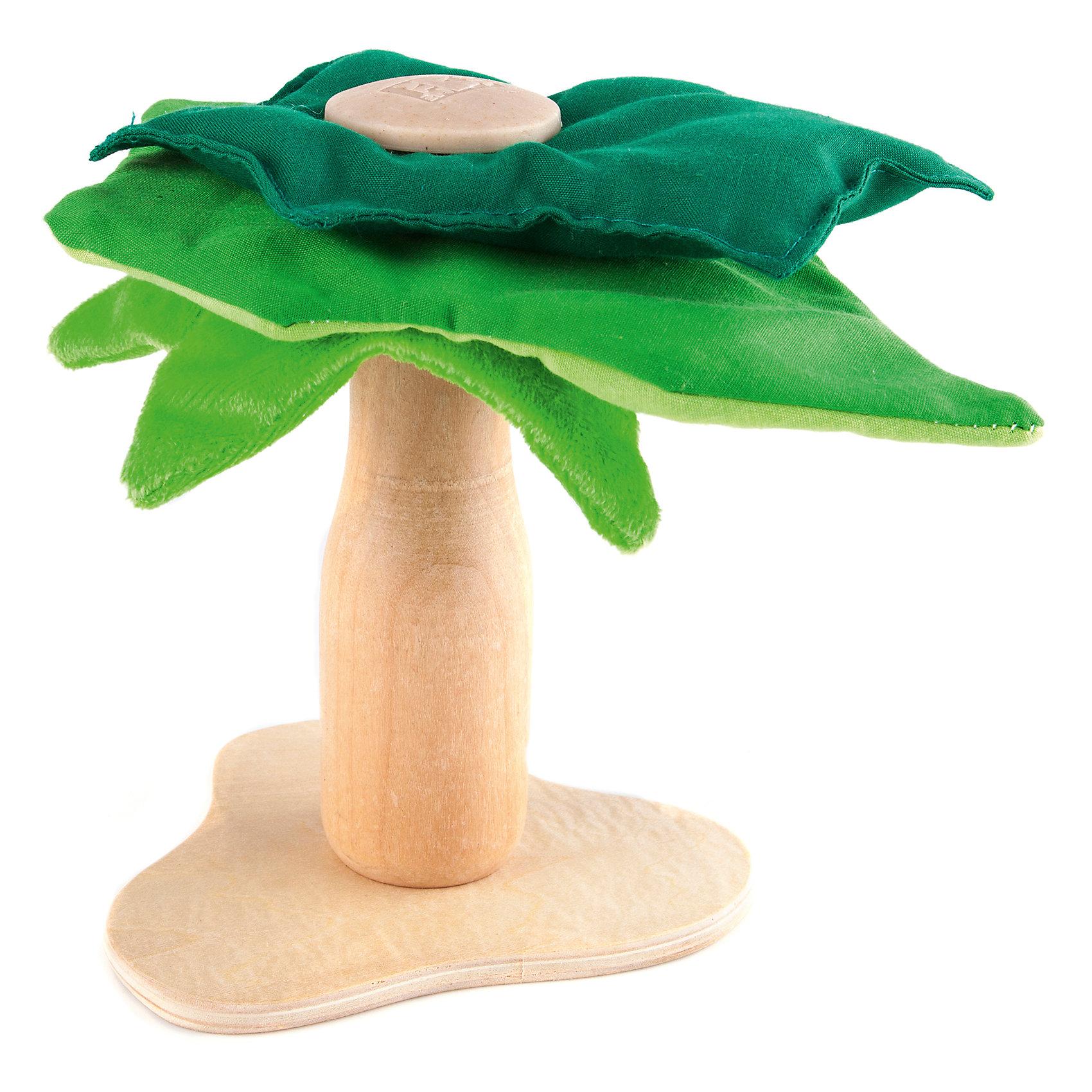 Дикое дерево,  AnaMalzМир животных<br>Чудесные деревянные игрушки AnaMalz очаруют и детей и их родителей, а их трогательный внешний вид и оригинальный современный дизайн изменят Ваше привычное представление о деревянных игрушках. Придуманные австралийским дизайнером Луизой Косан-Скотт, деревянные фигурки покоряют своим уютом и пластичностью и уже завоевали множество наград, включая международную премию в области дизайна Standards Australia. Для изготовления игрушек используется быстрорастущее игольчатое дерево (schima superba), которое специально выращивают на плантациях. Отдельные детали зверюшек выполнены из натуральных тканей и термопластичной резины (TPR) - безопасного материала, который является экологичной альтернативой пластмассе. Все фигурки AnaMalz раскрашиваются вручную с использованием безопасной для детей краски.<br><br>Симпатичная пальма AnaMalz станет отличным дополнением к деревянным зверюшкам и декорацией для множества игр. Ствол и основание игрушки сделаны из дерева и имеют гладкую, приятную на ощупь поверхность. Зеленая крона выполнена из текстильных материалов разной фактуры и оттенков. Игрушка способствует развитию у ребенка тактильного восприятия и мелкой моторики.<br><br>Дополнительная информация:<br><br>- Материал: дерево, ткань.<br>- Размер игрушки: 14 х 11 х 16 см.<br>- Вес: 123 гр.<br><br>Дикое дерево, AnaMalz, можно купить в нашем интернет-магазине.<br><br>Ширина мм: 14<br>Глубина мм: 11<br>Высота мм: 16<br>Вес г: 123<br>Возраст от месяцев: 36<br>Возраст до месяцев: 168<br>Пол: Унисекс<br>Возраст: Детский<br>SKU: 4010637