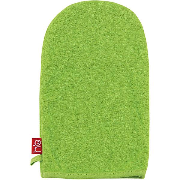 Мочалка-рукавичка Wach&amp;Bath, Happy Baby, зелёныйТовары для купания<br>Мягкая хлопчатобумажная мочалка-рукавичка Wach&amp;Bath от  Happy Baby (Хеппи Бэби) подойдёт для ежедневного купания и умывания малышей. Благодаря деликатному материалу, из которого изготовлена рукавичка, она не будет раздражать самую нежную детскую кожу, а удобная форма позволит родителям тщательно мыть малыша.<br><br>Дополнительная информация:<br><br>Материал: 80% хлопок, 20% полиэстер<br><br>Мочалку-рукавичку Wach&amp;Bath, Happy Baby (Хеппи Бэби), зелёную можно купить в нашем магазине.<br><br>Ширина мм: 60<br>Глубина мм: 145<br>Высота мм: 260<br>Вес г: 400<br>Возраст от месяцев: 0<br>Возраст до месяцев: 36<br>Пол: Унисекс<br>Возраст: Детский<br>SKU: 4012410