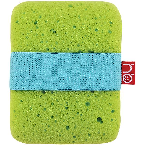 Мочалка с эластичным фиксатором Sponge, Happy Baby, зелёныйМочалки для купания<br>Мягкая мочалка разработана специально для нежной кожи малыша. Прекрасно подходит для новорожденных. Благодаря высококачественному мягкому материалу, из которого сделана мочалка SPONGE+, купание для вашего ребёнка станет ещё приятней. Эластичный материал внутри мочалки позволит плотно зафиксировать её на руке. Для большего удобства имеется маленький кармашек, в который можно при необходимости положить мыльце.<br><br>Дополнительная информация:<br><br>- материал: пенополиуретан<br>- размеры в упаковке: 16,5 х 25,5 х 19,5 см<br><br>Мочалку с эластичным фиксатором Sponge, Happy Baby, зелёную можно купить в нашем магазине.<br>Ширина мм: 165; Глубина мм: 255; Высота мм: 195; Вес г: 400; Возраст от месяцев: 0; Возраст до месяцев: 36; Пол: Унисекс; Возраст: Детский; SKU: 4012412;