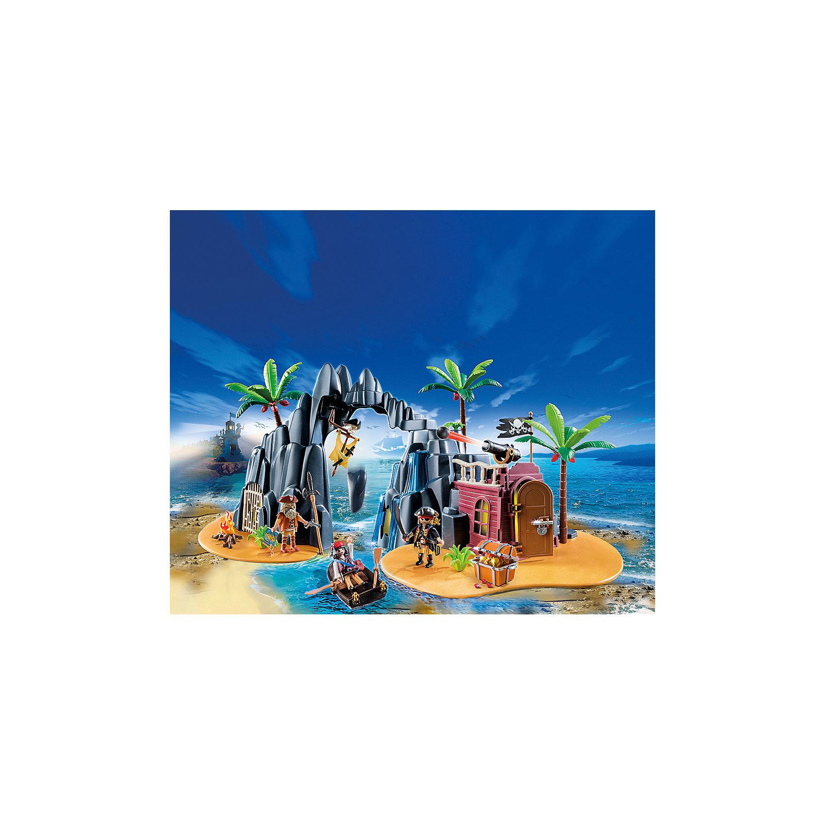 PLAYMOBIL® Пираты: Остров Сокровищ, PLAYMOBIL д мэтьюс в болотников пираты и их сокровища