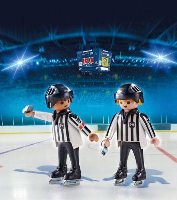 PLAYMOBIL® ДУО: Хоккейные арбитры, PLAYMOBIL
