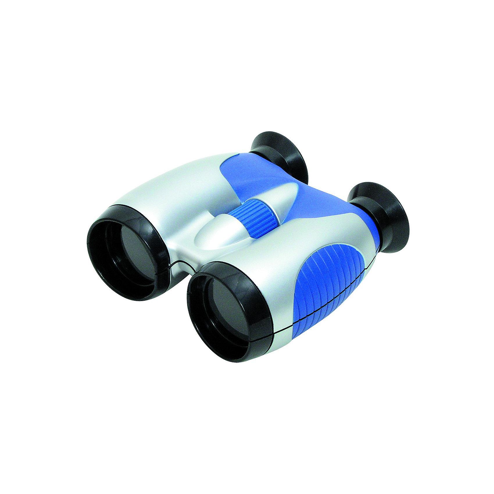Бинокль, Edu-ToysЭксперименты и опыты<br>Бинокль, Edu-Toys станет замечательным помощником для юного исследователя и поможет совершить множество веселых открытий. Высококачественная стеклянная оптика и большой диаметр объектива 35 мм. обеспечивают отличное качество изображения. 4-кратное увеличение бинокля позволяет наблюдать как относительно близко расположенные предметы, так и удаленные. Мягкие резиновые накладки вокруг окуляра Имеется регулировка расстояния между глазами. Стильный сине-белый корпус бинокля имеет прорезиненное влагозащищенное покрытие, которое предохраняет его от мелких повреждений и позволяет использовать в любых погодных условиях. Есть ремень для ношения на шее. В комплект также входит мягкий чехол на молнии для переноски и хранения бинокля. <br> <br>Дополнительная информация:<br><br>- В комплекте: бинокль, ремень для ношения на шее, чехол для переноски и хранения. <br>- Материал: пластик, стекло. <br>- Диаметр объектива: 35 мм.<br>- Размер бинокля: 13 x 15 x 6 см.<br>- Вес: 0,2 кг.<br><br>Бинокль Edu-Toys, можно купить в нашем интернет-магазине.<br><br>Ширина мм: 130<br>Глубина мм: 58<br>Высота мм: 150<br>Вес г: 220<br>Возраст от месяцев: 72<br>Возраст до месяцев: 120<br>Пол: Унисекс<br>Возраст: Детский<br>SKU: 4013703