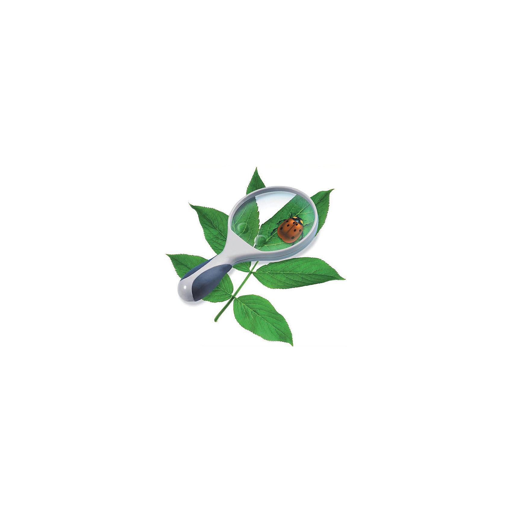 Лупа, Edu-ToysЛупа, Edu-Toys станет замечательным помощником для Вашего ребенка в его исследованиях окружающего мира и природы. Высококачественная стеклянная оптика обеспечивает отличное качество изображения. Лупа имеет диаметр 10 см. и 2-кратное увеличение, а также два миниатюрных окошечка с 3-х и 4-х кратным увеличением. Ручка оснащена резиновыми вставками для удобства держания.<br><br>Дополнительная информация:<br><br>- Материал: пластик, стекло.<br>- Диаметр: 10 см.<br>- Длина лупы: 19,5 см.<br>- Размер упаковки: 22 х 13,5 х 3 см.<br>- Вес: 210 гр.<br><br>Лупу, Edu-Toys, можно купить в нашем интернет-магазине.<br><br>Ширина мм: 110<br>Глубина мм: 30<br>Высота мм: 150<br>Вес г: 210<br>Возраст от месяцев: 96<br>Возраст до месяцев: 144<br>Пол: Унисекс<br>Возраст: Детский<br>SKU: 4013708