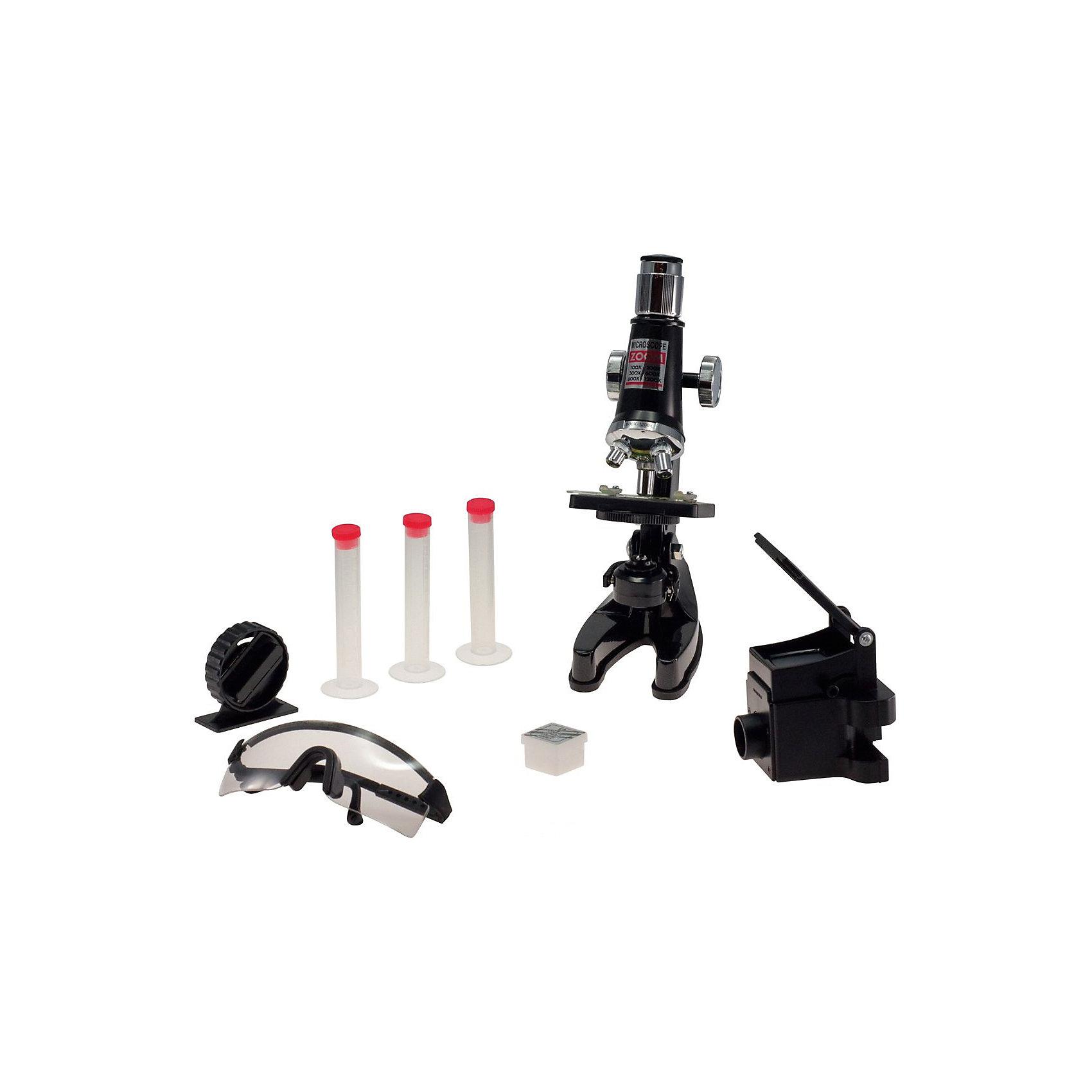 Микроскоп 100*1200, Edu-ToysМикроскопы<br>Микроскоп MS112 совмещает в себе сразу пять устройств и способен трансформироваться из детского микроскопа с большим увеличением в микроскоп с проектором, мини-фотоаппарат и рисующее устройство. Прибор оснащен трехгнездной револьверной головкой, объективы которой обеспечивают плавную смену увеличений: от 100 до 200, от 300 до 600 и от 600 до 1200 крат. Специальная ручка фокусировки поможет наладить нужную резкость, а с помощью зеркала-отражателя Вы сможете настроить необходимое освещение для изучения препарата. Если яркости недостаточно, можно воспользоваться встроенной подсветкой, расположенной у основания прибора. Микроскоп оборудован специальным предметным столиком с лапками-зажимами для микропрепаратов. <br><br>Микроскоп можно легко преобразовать в проектор для просмотра слайдов с микропрепаратами в увеличенном виде. Функция фотоаппарата позволит создавать собственные альбомы образцов, а с помощью рисующего устройства Вы сможете делать зарисовки микропрепаратов. В комплект также входит большой набор для исследования микромира, с которым Ваш ребенок проведет множество увлекательных опытов и наблюдений. Здесь Вы найдете комплект готовых микропрепаратов а также необходимые инструменты и емкости для их самостоятельного изготовления. <br><br>Дополнительная информация:<br><br>- В комплекте: микроскоп Edu-Toys MS112, мини-фотоаппарат, проектор, проектор для зарисовывания препаратов, мини-окуляр, 10х, 30х, 60х линзы объектива, окуляры 12х и 18х, 2  готовых микропрепарат, 10 предметных стекол, 12 покровных стекол, 12 этикеток для препаратов, лупа 3х-6х, 2 пробирки, флакон с икринками креветок, флакон с красителем   (метиловый синий), флакон с хлоридом натрия, пробирка со шкалой (10 мл.), стеклянная палочка для перемешивания, чаша Петри, скальпель, игла, пинцет, шпатель (для посева  культур), пипетка, мини-инкубатор для выращивания микробиологических культур, запасная лампочка, защитные очки, мини-нож для изготовления препаратов, 