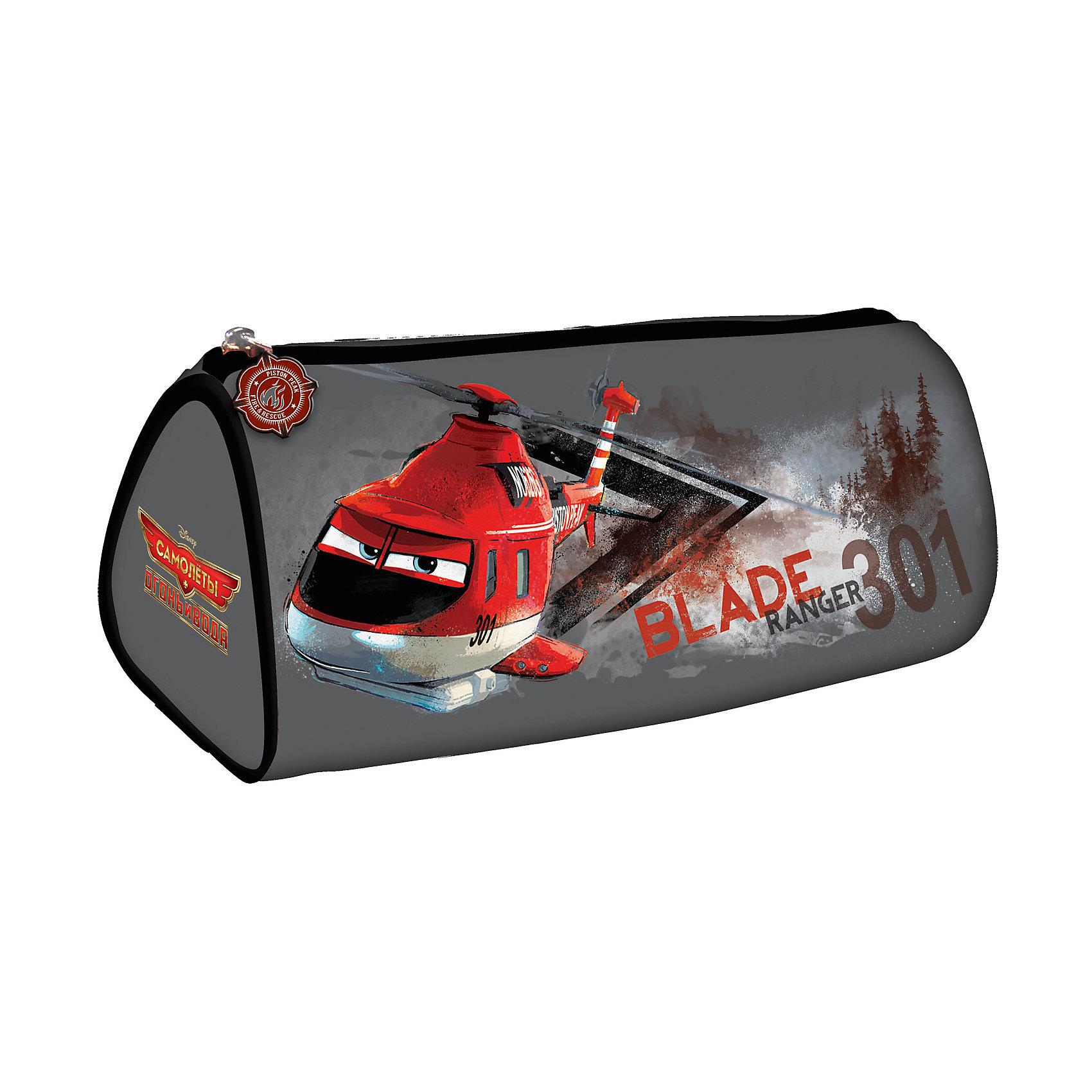 Пенал-тубус, Disney СамолетыСамолеты<br>Пенал-тубус, Disney (Дисней) Самолеты предназначен для хранения ручек, линеек, карандашей и прочих канцелярских принадлежностей. Он выполнен из высококачественного влаго- и износостойкого полиэстера и оформлен по мотивам диснеевского мультфильма «Самолеты». Пенал состоит из одного вместительного отделения, закрывающегося на застежку-молнию. Бегунок на застежке дополнен удобным прорезиненным держателем. <br><br>Материал: Дополнительная информация:<br>-Серия: Самолеты, Дисней<br>-Материалы: износостойкий полиэстер<br>-Вес: 45 г<br>-Размеры (ДхШхВ): 70х210х70 мм<br><br>Пенал-тубус станет незаменимым аксессуаром для канцелярских принадлежностей, которые могут понадобиться ребенку во время уроков. <br><br>Пенал-тубус, Disney (Дисней) Самолеты можно купить в нашем магазине.<br><br>Ширина мм: 70<br>Глубина мм: 210<br>Высота мм: 70<br>Вес г: 45<br>Возраст от месяцев: 48<br>Возраст до месяцев: 144<br>Пол: Мужской<br>Возраст: Детский<br>SKU: 4014032