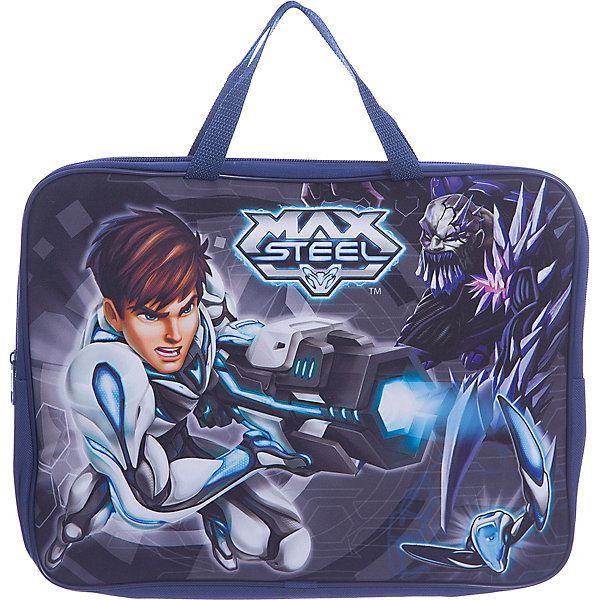 Текстильная сумка А4, Max SteelПапки для дополнительных занятий<br>Текстильная сумка А4, Max Steel (Макс Стил) – это полезное приобретение для школьника.<br>Текстильная сумка Max Steel (Макс Стил) несомненно понравится поклоннику сериала Max Steel (Макс Стил). Такое изделие пригодится для занятий в музыкальной школе, любых дополнительных уроков, факультетов или творческих кружков. Сумка имеет удобные ручки.<br><br>Дополнительная информация:<br><br>- Формат: А4<br>- Материал: текстиль<br>- Размер: 35 х 4 х 26 см.<br><br>Текстильную сумку А4, Max Steel (Макс Стил) можно купить в нашем интернет-магазине.<br><br>Ширина мм: 20<br>Глубина мм: 360<br>Высота мм: 290<br>Вес г: 160<br>Возраст от месяцев: 36<br>Возраст до месяцев: 168<br>Пол: Мужской<br>Возраст: Детский<br>SKU: 4017803