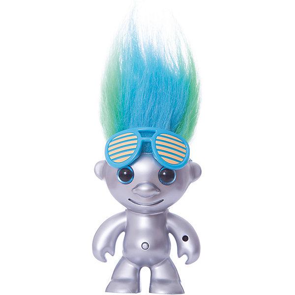 Электрокидс 1205, серебристый,  WowWeeРоботы<br>Эта забавная игрушка понравится и взрослым, и детям! Веселый Электрокидс двигает волосами в такт музыке, которую ты слушаешь. Собери всех забавных  человечков и устрой настоящую вечеринку! Каждый Электрокидс  отличается цветом и движением волос. <br><br>Дополнительная информация:<br><br>- Материал: пластик.<br>- Размер: 8х11х23 см.<br>- Элемент питания: 4 батарейки LR-44 (в комплекте).<br>- Цвет: серебристый.  <br>- Комплектация: игрушка, батарейки, очки, скотч. <br><br>Электрокидса 1205, серебристого,  WowWee можно купить в нашем магазине.<br><br>Ширина мм: 80<br>Глубина мм: 110<br>Высота мм: 230<br>Вес г: 250<br>Возраст от месяцев: 72<br>Возраст до месяцев: 144<br>Пол: Мужской<br>Возраст: Детский<br>SKU: 4018272