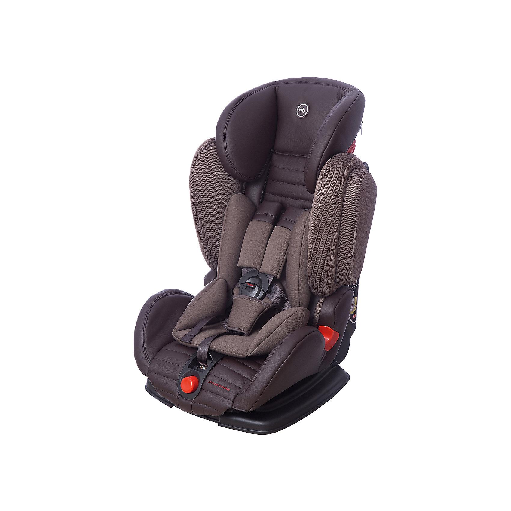 Happy Baby Автокресло Mustang, 9-36 кг., Happy Baby, темно- автокресло happy baby happy baby автокресло mustang grey