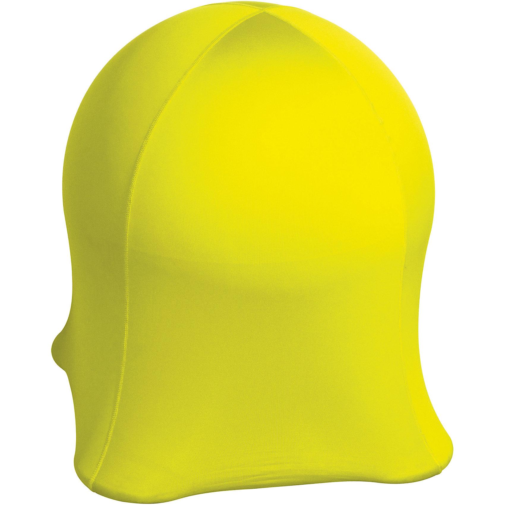 Желтый пуф Медуза 47*47*52,5 см
