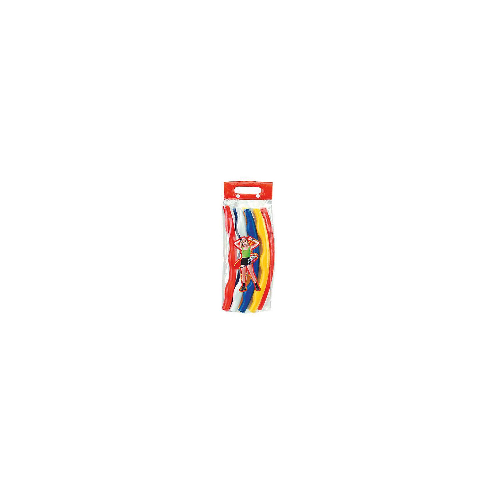- Разборный хулахуп, 84 см. массажный обруч хулахуп onlitop 276117 с резиновыми шипами