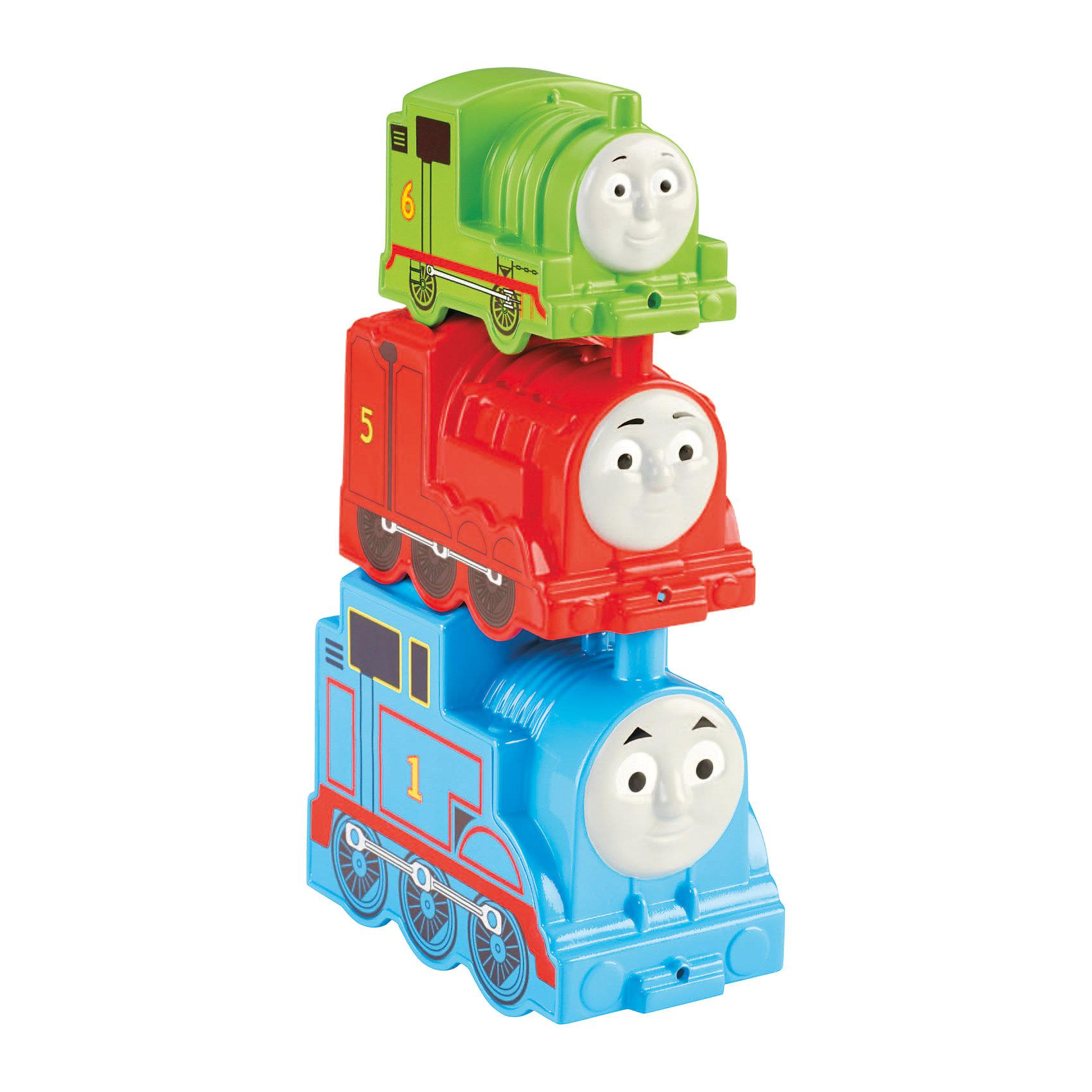 Складывающиеся блоки-паровозики, Томас и его друзья