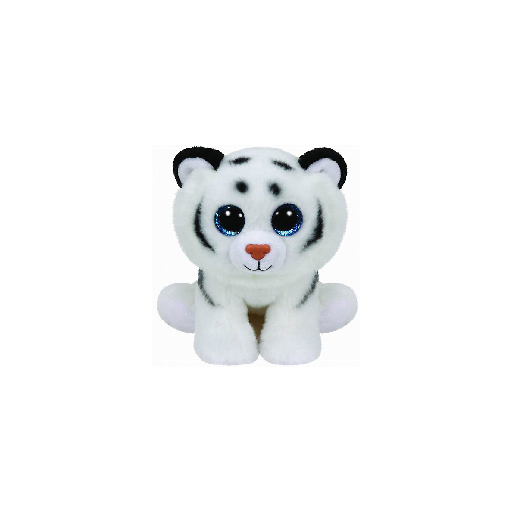 Тигренок (белый) Tundra, 20 см