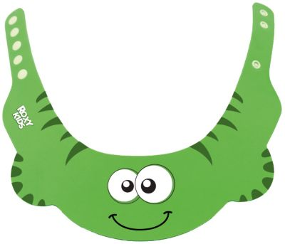 Защитный козырек для мытья головы, Roxy-Kids, зеленый Защитный козырек для мытья головы, Roxy-Kids,