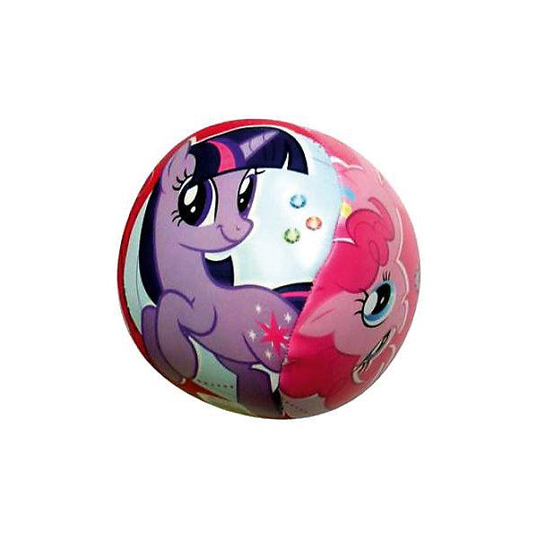 Мяч Моя маленькая пони, 100 мм, JohnМячи детские<br>Мяч Моя маленькая пони, 100 мм, John (Джон).<br><br>Характеристика:<br><br>• Материал: ПВХ, пластизоль.   <br>• Размер: 10 см. <br>• Оформлен изображениями героинь My Little Pony (Май Литл Пони).<br><br>Мяч с изображением очаровательных героинь мультсериала My Little Pony (Май Литл Пони) обязательно понравится любой девочке! Мяч отлично отскакивает от любой поверхности, изготовлен из прочных экологичных материалов абсолютно безопасных для детей, подходит для игр на улице и в помещении.<br>Игры с мячом помогают развить моторику рук, координацию, внимание и, конечно, подарят детям много положительных эмоций и веселья!<br><br>Мяч Моя маленькая пони, 100 мм, John (Джон), можно купить в нашем интернет-магазине.<br><br>Ширина мм: 100<br>Глубина мм: 100<br>Высота мм: 100<br>Вес г: 83<br>Возраст от месяцев: 12<br>Возраст до месяцев: 144<br>Пол: Женский<br>Возраст: Детский<br>SKU: 4026296