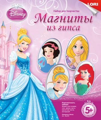 Магниты из гипса Принцессы Disney , LORI