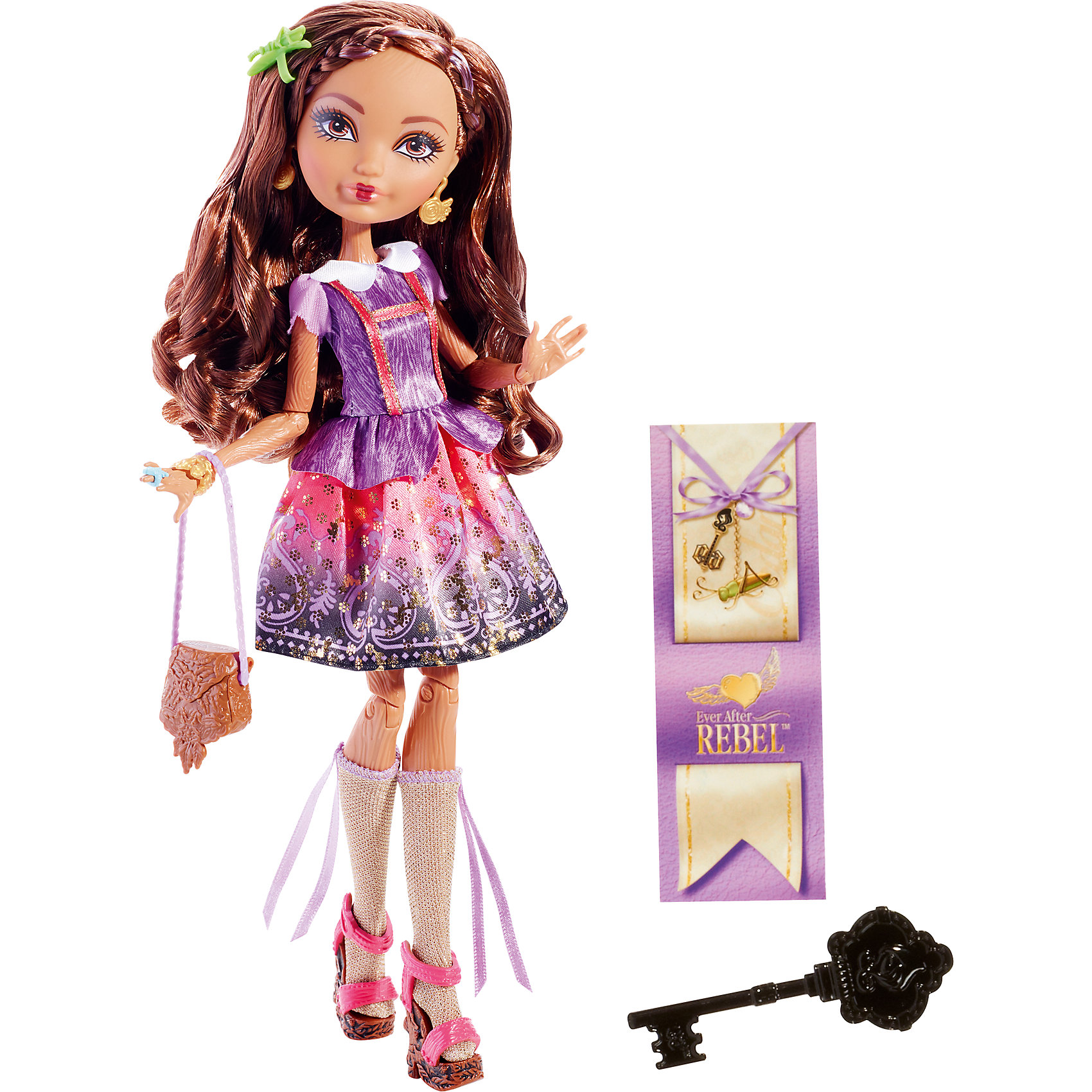 Mattel Кукла Кедра Вуд Отступники, Ever After High mattel ever after high dvh81 куклы лучницы банни бланк