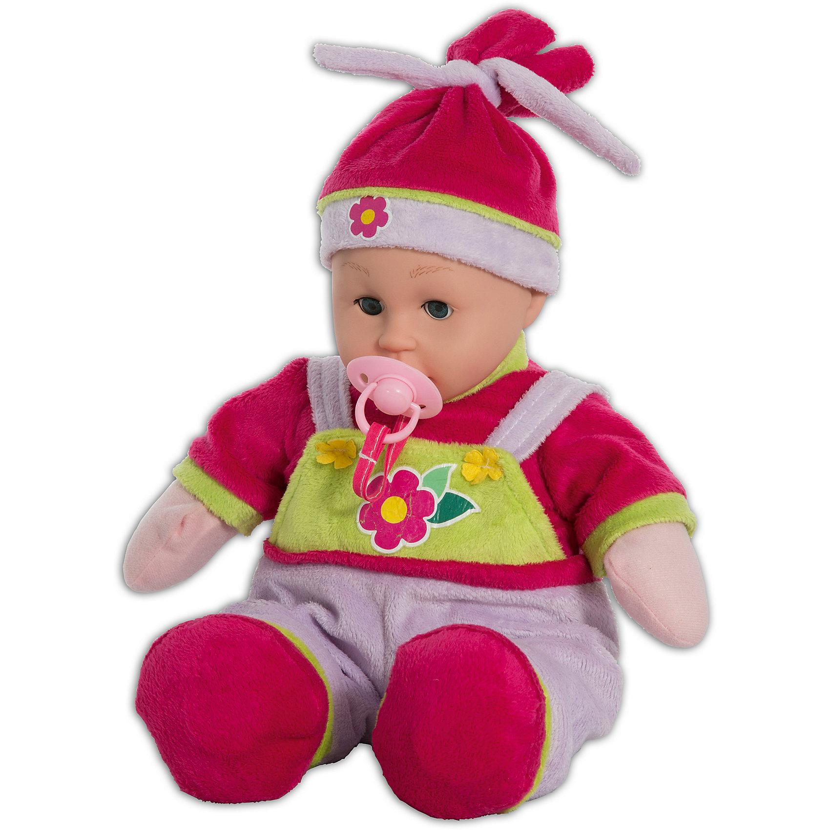 Интерактивная кукла  Моя маленькая дочка Вишенка, Смартик