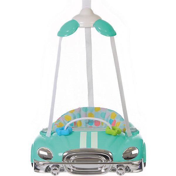 Прыгунки Auto, Jetem, virigian blueПрыгунки<br>Jetem Auto (Жетем Авто) – замечательные прыгунки, которые принесут столько радости малышу! Дети обожают машинки и прыгать, а прыгунки Jetem Auto (Жетем Авто) сочетают в себе оба эти удовольствия. С ними кроха научится прыгать, ориентироваться в пространстве и будет прекрасно развивать моторику ножек. Яркие и красивые прыгунки легко и надежно крепятся в дверной проем, а широкий каркас в виде машинки обеспечивает безопасность. Вы легко сможете отрегулировать ремешки под рост и вес ребенка и ему будет очень весело и комфортно. Благодаря игровой панели со звуковыми эффектами малыш будет с пользой проводить время в прыгунках и не заскучает! Прыгунки всегда будут выглядеть как новые, ведь сиденье так легко снять и постирать.<br><br>Дополнительная информация:<br><br>- Прыгунки предназначены для малыша от 4-х месяцев и до достижения 11 кг;<br>- Развивающая игровая панель с музыкальным оформлением;<br>- Мягкое комфортное сидение;<br>- Безопасный пластиковый каркас;<br>- Три точки фиксации: удобно сажать ребенка;<br>- Сиденье крепится в трех положениях;<br>- Регулировка по высоте с помощью надежного фиксатора;<br>- Цвет: синий;<br>- Размер: 48 х 43 х 15 см;<br>- Вес: 3 кг<br><br>Прыгунки Auto, Jetem (Авто Жетем), синие можно купить в нашем интернет-магазине.<br>Ширина мм: 600; Глубина мм: 440; Высота мм: 490; Вес г: 3000; Возраст от месяцев: 5; Возраст до месяцев: 11; Пол: Мужской; Возраст: Детский; SKU: 4028914;
