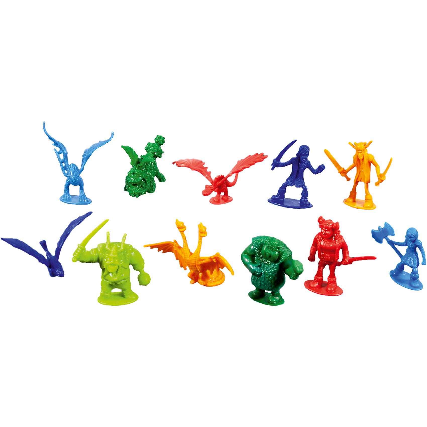 Набор маленьких драконов и викингов (Как приручить дракона), Spin MasterНабор маленьких драконов и викингов, Dragons, Spin Master - чудесный игровой набор, который порадует всех поклонников популярного мультфильма Как приручить дракона и позволит разыграть сценки с любимыми героями. В комплекте 25 мини-фигурок героев мультфильма, среди них 18 драконов и 7 отважных викингов, которые отправляются на сражение верхом на друзьях-драконах. Фигурки прекрасно детализированы, некоторые из них повторяются в наборе дважды. Каждая фигурка для устойчивости оснащена подставкой. Фигурки выполнены из цветного высококачественного пластика, материал нетоксичен и не вызывает аллергии. Набор для удобства хранения упакован в банку с крышкой.<br><br>Дополнительная информация:<br><br>- В комплекте 25 фигурок: Драконы - синий Беззубик (2 шт.), черный Беззубик (2 шт.), салатовый Барс и Вепр, синий Барс и Вепрь, красный Кривоклык (2 шт.), оранжевый Кривоклык (2 шт.), желтая Громгильда (2 шт.), зеленая Сарделька, серая Громгильда (2 шт.), желтая Сарделька;<br>  Викинги - черный Иккинг, синий Иккинг, Астрид, Рыбьеног, Задирака, Сморкало, Плевака.<br>- Материал: высококачественный пластик.<br>- Высота фигурок: 4 см.<br>- Размер упаковки: 15 х 15 х 11,5 см.<br>- Вес: 0,335 кг.<br><br>Набор маленьких драконов и викингов, Dragons, Spin Master (Спинмастер) можно купить в нашем интернет-магазине.<br><br>Ширина мм: 150<br>Глубина мм: 115<br>Высота мм: 150<br>Вес г: 335<br>Возраст от месяцев: 36<br>Возраст до месяцев: 120<br>Пол: Мужской<br>Возраст: Детский<br>SKU: 4030039