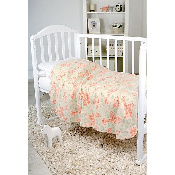 Плед-флисовый  2-х стор., Baby Nice, бежевыйПледы для новорождённых<br>Теплый мягкий плед Baby Nice замечательно подойдет для детской спальни в качестве легкого одеяла или покрывала для кроватки, а также согреет малыша на улице в прохладную погоду. Двухсторонний плед имеет приятную расцветку в бежево-зеленых тонах и украшен симпатичным рисунками - жирафами и мишками. Выполнен из мягкого высококачественного флиса, края отделаны оверлоком. Изделия из этой ткани хорошо сохраняют тепло, впитывают лишнюю влагу, приятны на ощупь и не вызывают аллергии.<br><br>Дополнительная информация:<br><br>- Цвет: бежевый<br>- Материал: полиамид.<br>- Размер пледа: 118 х 100 см.<br>- Размер упаковки: 20 х 20 х 40 см.<br>- Вес: 0,5 кг.<br><br>Плед флисовый, Baby Nice, зеленый, можно купить в нашем интернет-магазине.<br>Ширина мм: 200; Глубина мм: 200; Высота мм: 400; Вес г: 500; Возраст от месяцев: 0; Возраст до месяцев: 60; Пол: Унисекс; Возраст: Детский; SKU: 4032802;