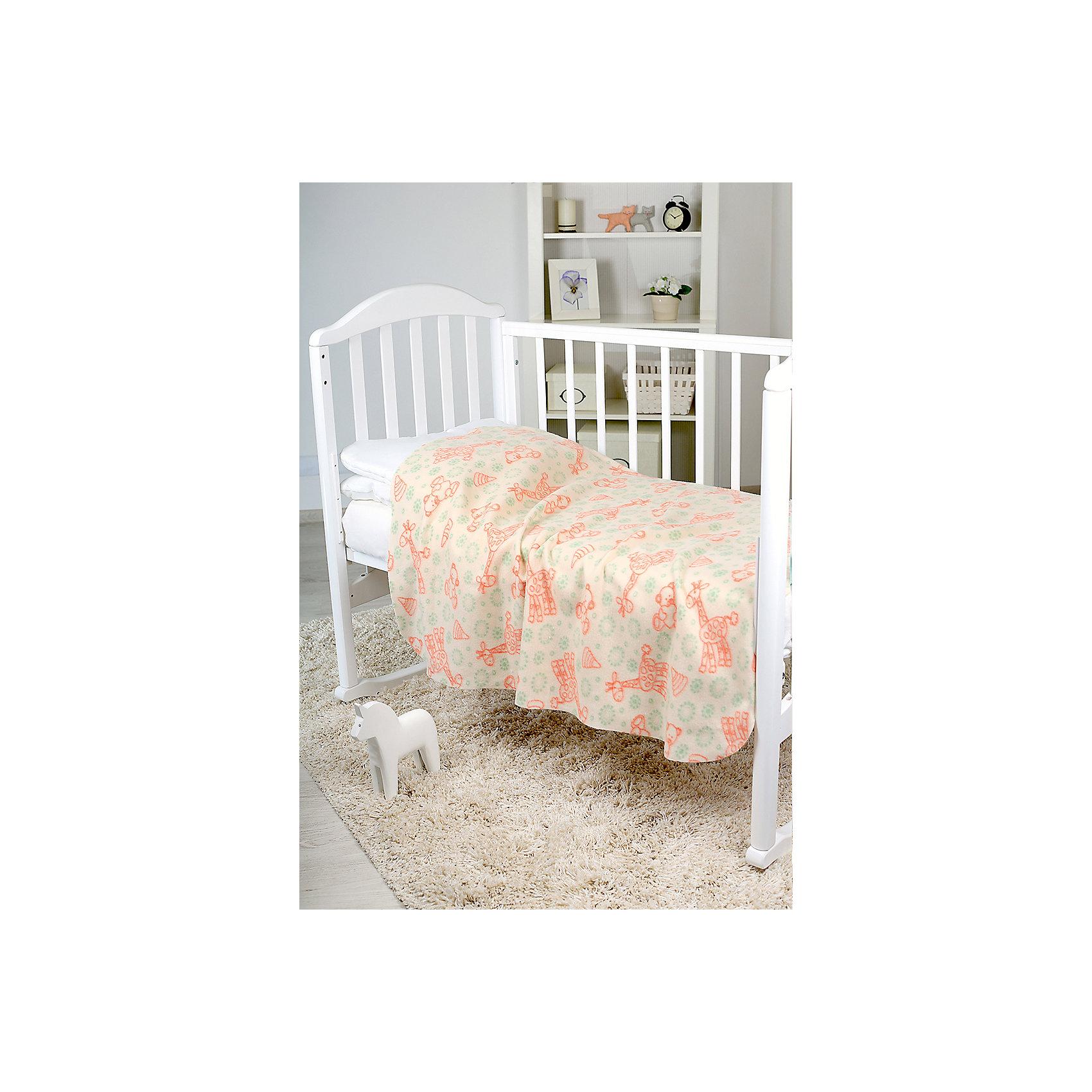 Плед-флисовый  2-х стор., Baby Nice, бежевыйОдеяла, пледы<br>Теплый мягкий плед Baby Nice замечательно подойдет для детской спальни в качестве легкого одеяла или покрывала для кроватки, а также согреет малыша на улице в прохладную погоду. Двухсторонний плед имеет приятную расцветку в бежево-зеленых тонах и украшен симпатичным рисунками - жирафами и мишками. Выполнен из мягкого высококачественного флиса, края отделаны оверлоком. Изделия из этой ткани хорошо сохраняют тепло, впитывают лишнюю влагу, приятны на ощупь и не вызывают аллергии.<br><br>Дополнительная информация:<br><br>- Цвет: бежевый<br>- Материал: полиамид.<br>- Размер пледа: 118 х 100 см.<br>- Размер упаковки: 20 х 20 х 40 см.<br>- Вес: 0,5 кг.<br><br>Плед флисовый, Baby Nice, зеленый, можно купить в нашем интернет-магазине.<br><br>Ширина мм: 200<br>Глубина мм: 200<br>Высота мм: 400<br>Вес г: 500<br>Возраст от месяцев: 0<br>Возраст до месяцев: 60<br>Пол: Унисекс<br>Возраст: Детский<br>SKU: 4032802