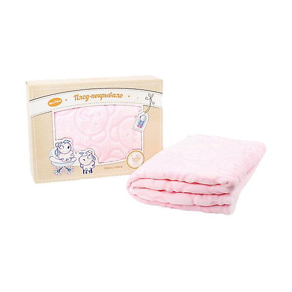 Плед-покрывала микро велюр, Baby Nice, розовыйПледы для новорождённых<br>Плед-покрывало Baby Nice замечательно подойдет для детской спальни в качестве легкого одеяла или покрывала для кроватки, а также согреет малыша на улице в прохладную погоду. Плед очень мягкий и нежный на ощупь, имеет приятную розовую расцветку и украшен симпатичными мишками. Выполнен из высококачественного гипоаллергенного материала, который хорошо поддерживает температурный баланс и способствует правильной терморегуляции, легко стирается не требует глажки.<br><br>Дополнительная информация:<br><br>- Цвет: розовый.<br>- Материал: 100% полиэстер.<br>- Размер пледа: 100 х 140 см.<br>- Размер упаковки: 30 х 20 х 50 см.<br>- Вес: 0,6 кг.<br><br>Плед-покрывало микро велюр, Baby Nice, розовый, можно купить в нашем интернет-магазине.<br>Ширина мм: 300; Глубина мм: 200; Высота мм: 50; Вес г: 500; Возраст от месяцев: 0; Возраст до месяцев: 60; Пол: Женский; Возраст: Детский; SKU: 4032806;