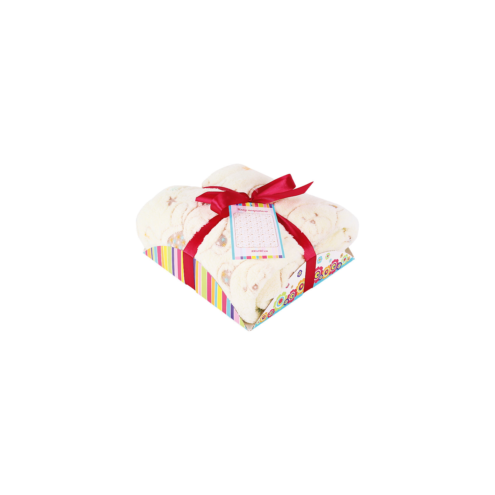 Плед-покрывало VELSOFT, 2-х стор., Baby NiceПлед-покрывало Velsoft, Baby Nice, замечательно подойдет для детской спальни в качестве легкого одеяла или покрывала для кроватки, а также согреет малыша на улице в прохладную погоду. Двухсторонний плед очень мягкий и нежный на ощупь, имеет приятную розовую расцветку и украшен симпатичными принтами. Выполнен из велсофта - высококачественного гипоаллергенного материала, который хорошо сохраняет тепло и пропускает воздух, впитывает лишнюю влагу, легко стирается и сохраняет свои качества даже после многочисленных стирок.<br><br>Дополнительная информация:<br><br>- Цвет: розовый.<br>- Материал: 100% полиэстер.<br>- Размер пледа: 100 х 140 см.<br>- Размер упаковки: 40 х 40 х 10 см.<br>- Вес: 0,5 кг.<br><br>Плед-покрывало Velsoft, Baby Nice, розовый, можно купить в нашем интернет-магазине.<br><br>Ширина мм: 400<br>Глубина мм: 400<br>Высота мм: 100<br>Вес г: 500<br>Возраст от месяцев: 0<br>Возраст до месяцев: 60<br>Пол: Унисекс<br>Возраст: Детский<br>SKU: 4032810