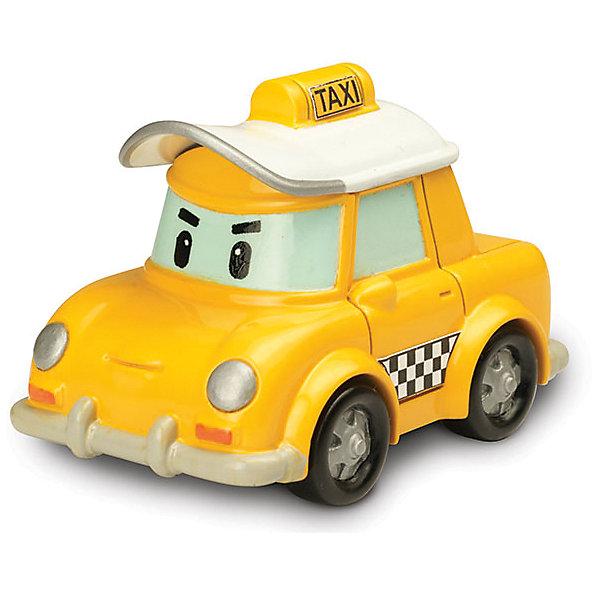 Игрушка Металлическая машинка Кэп, 6 см, Робокар ПолиИгрушки<br>Робокар Поли (Robocar Poli) -  добрый, интересный мультфильм про жителей удивительного города Брумстауна. В главных ролях команда отважных машинок-спасателей. Каждый малыш мечтает получить фигурки любимых героев в подарок! Желтое такси Кэп - это уже полюбившийся персонаж мультфильма. Он носит задорную кепку и все любят его за веселый нрав. Но Кэп понимает, какая важная миссия на него возложена. Он зорко следит за ситуацией на дороге, чтобы привезти пассажиров в целости и сохранности. А если заметил опасность, вызывает команду спасателей! Игрушка отлично сочетается со всеми игровыми наборами Робокар Поли  (Robocar Poli) с трассами. Играть с Кэпом будет еще интереснее, ведь он точь в точь как в мультфильме! Маленькую металлическую машинку легко брать с собой, она очень прочная и при этом безопасная, так как не содержит острых углов. Соберите всю коллекцию из серии Робокар Поли (Robocar Poli) и пускайтесь с любимыми героями в захватывающие приключения!<br><br>Дополнительная информация:<br><br>- Небольшая металлическая машинка;<br>- Стойкая краска;<br>- Очень понравится поклоннику мультсериала Робокар Поли  (Robocar Poli);<br>- Машинка совместима с игровыми наборами;<br>- Прочная конструкция; <br>- Материал: металл;<br>- Размер машинки: 6 х 4 х 3,8 см;<br>- Вес: 136 г<br><br>Игрушку Металлическая машинка Кэп, 6 см, Робокар Поли  (Robocar Poli) можно купить в нашем интернет-магазине.<br><br>Ширина мм: 150<br>Глубина мм: 50<br>Высота мм: 160<br>Вес г: 136<br>Возраст от месяцев: 36<br>Возраст до месяцев: 84<br>Пол: Унисекс<br>Возраст: Детский<br>SKU: 4033639