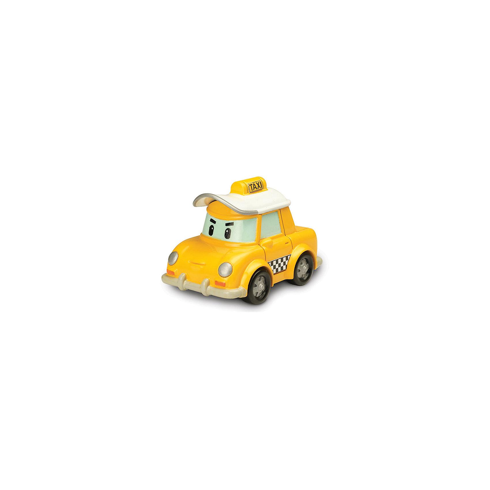 Игрушка Металлическая машинка Кэп, 6 см, Робокар ПолиРобокар Поли (Robocar Poli) -  добрый, интересный мультфильм про жителей удивительного города Брумстауна. В главных ролях команда отважных машинок-спасателей. Каждый малыш мечтает получить фигурки любимых героев в подарок! Желтое такси Кэп - это уже полюбившийся персонаж мультфильма. Он носит задорную кепку и все любят его за веселый нрав. Но Кэп понимает, какая важная миссия на него возложена. Он зорко следит за ситуацией на дороге, чтобы привезти пассажиров в целости и сохранности. А если заметил опасность, вызывает команду спасателей! Игрушка отлично сочетается со всеми игровыми наборами Робокар Поли  (Robocar Poli) с трассами. Играть с Кэпом будет еще интереснее, ведь он точь в точь как в мультфильме! Маленькую металлическую машинку легко брать с собой, она очень прочная и при этом безопасная, так как не содержит острых углов. Соберите всю коллекцию из серии Робокар Поли (Robocar Poli) и пускайтесь с любимыми героями в захватывающие приключения!<br><br>Дополнительная информация:<br><br>- Небольшая металлическая машинка;<br>- Стойкая краска;<br>- Очень понравится поклоннику мультсериала Робокар Поли  (Robocar Poli);<br>- Машинка совместима с игровыми наборами;<br>- Прочная конструкция; <br>- Материал: металл;<br>- Размер машинки: 6 х 4 х 3,8 см;<br>- Вес: 136 г<br><br>Игрушку Металлическая машинка Кэп, 6 см, Робокар Поли  (Robocar Poli) можно купить в нашем интернет-магазине.<br><br>Ширина мм: 150<br>Глубина мм: 50<br>Высота мм: 160<br>Вес г: 136<br>Возраст от месяцев: 36<br>Возраст до месяцев: 84<br>Пол: Унисекс<br>Возраст: Детский<br>SKU: 4033639