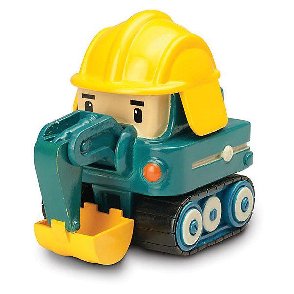 Игрушка Металлическая машинка Пок, 6 см, Робокар ПолиИгрушки<br>Робокар Поли (Robocar Poli) -  добрый, интересный мультфильм про жителей удивительного города Брумстауна. В главных ролях команда отважных машинок-спасателей. Каждый малыш мечтает получить фигурки любимых героев в подарок! Пок - это экскаватор. Чтобы его видели на дороге, его каска и ковш окрашены в яркий желтый цвет! Без его помощи ни одна дорога не будет построена. Пок серьезный и трудолюбивый. А в свободное время обязательно спешит на помощь к друзьям-спасателям! Игрушка отлично сочетается со всеми игровыми наборами Робокар Поли  (Robocar Poli) с трассами. Играть с Поком  будет еще интереснее, ведь он точь в точь как в мультфильме! Маленькую металлическую машинку легко брать с собой, она очень прочная и при этом безопасная, так как не содержит острых углов. Соберите всю коллекцию из серии Робокар Поли (Robocar Poli) и пускайтесь с любимыми героями в захватывающие приключения!<br><br>Дополнительная информация:<br><br>- Небольшая металлическая машинка;<br>- Стойкая краска;<br>- Очень понравится поклоннику мультсериала Робокар Поли  (Robocar Poli);<br>- Машинка совместима с игровыми наборами;<br>- Прочная конструкция; <br>- Материал: металл;<br>- Размер машинки: 6 х 4 х 3,8 см;<br>- Вес: 140 г<br><br>Игрушку Металлическая машинка Пок, 6 см, Робокар Поли  (Robocar Poli) можно купить в нашем интернет-магазине.<br><br>Ширина мм: 150<br>Глубина мм: 50<br>Высота мм: 160<br>Вес г: 140<br>Возраст от месяцев: 36<br>Возраст до месяцев: 84<br>Пол: Унисекс<br>Возраст: Детский<br>SKU: 4033641