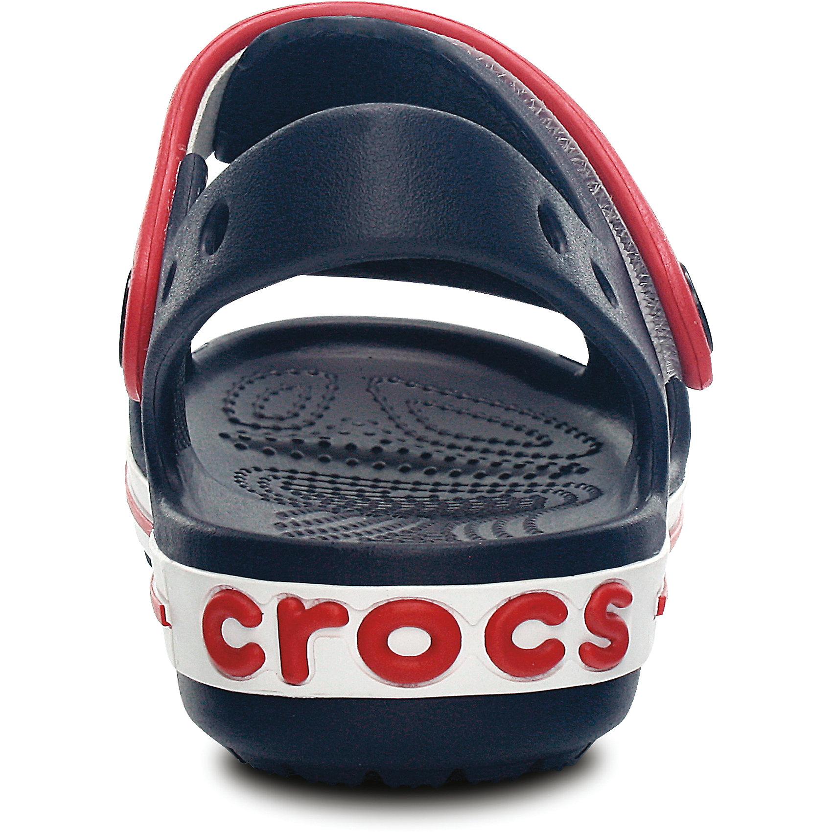 Сандалии Crocband Sandal Kids Crocs, синий от myToys