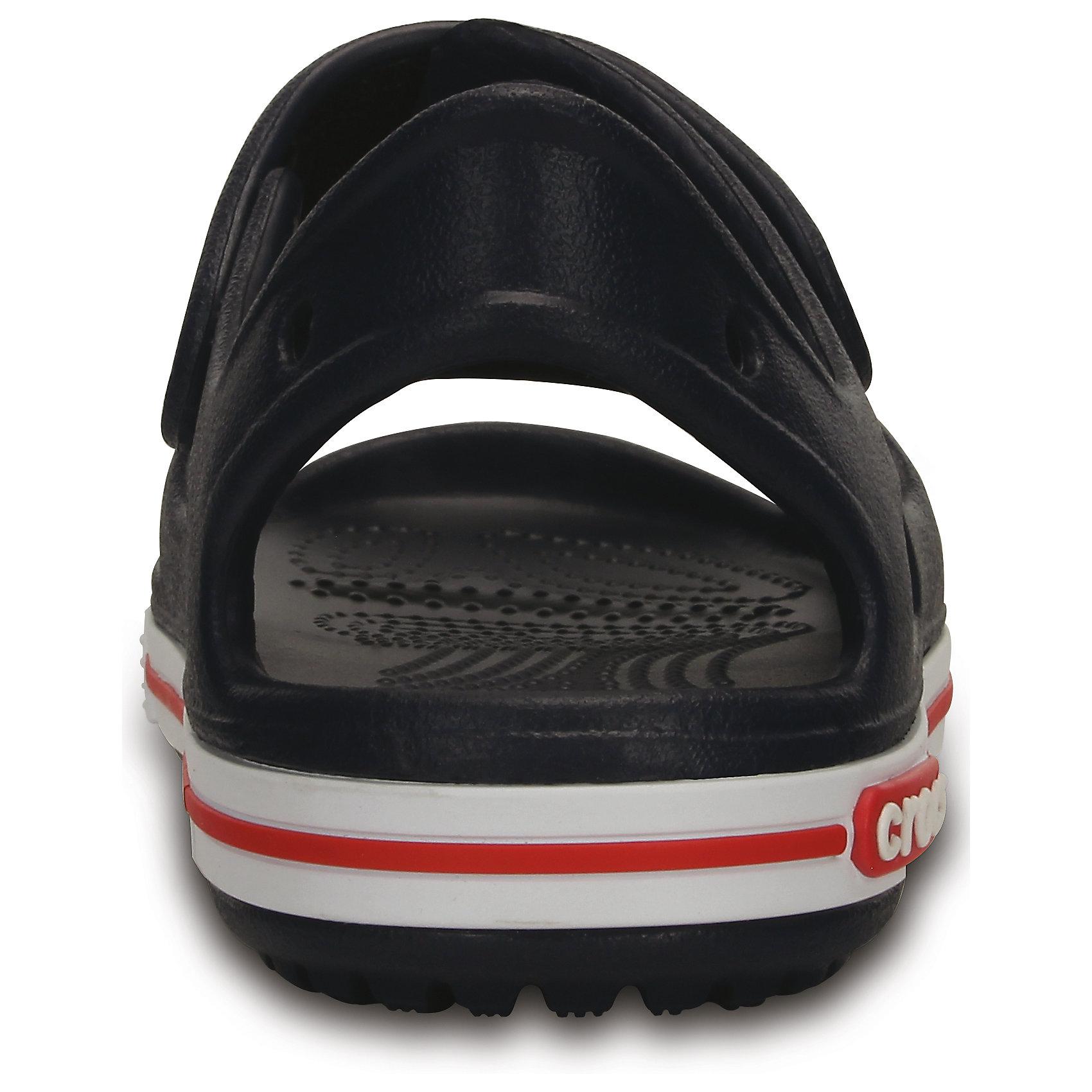 Сандалии Crocband II Sandal PS для мальчика Crocs, черный от myToys