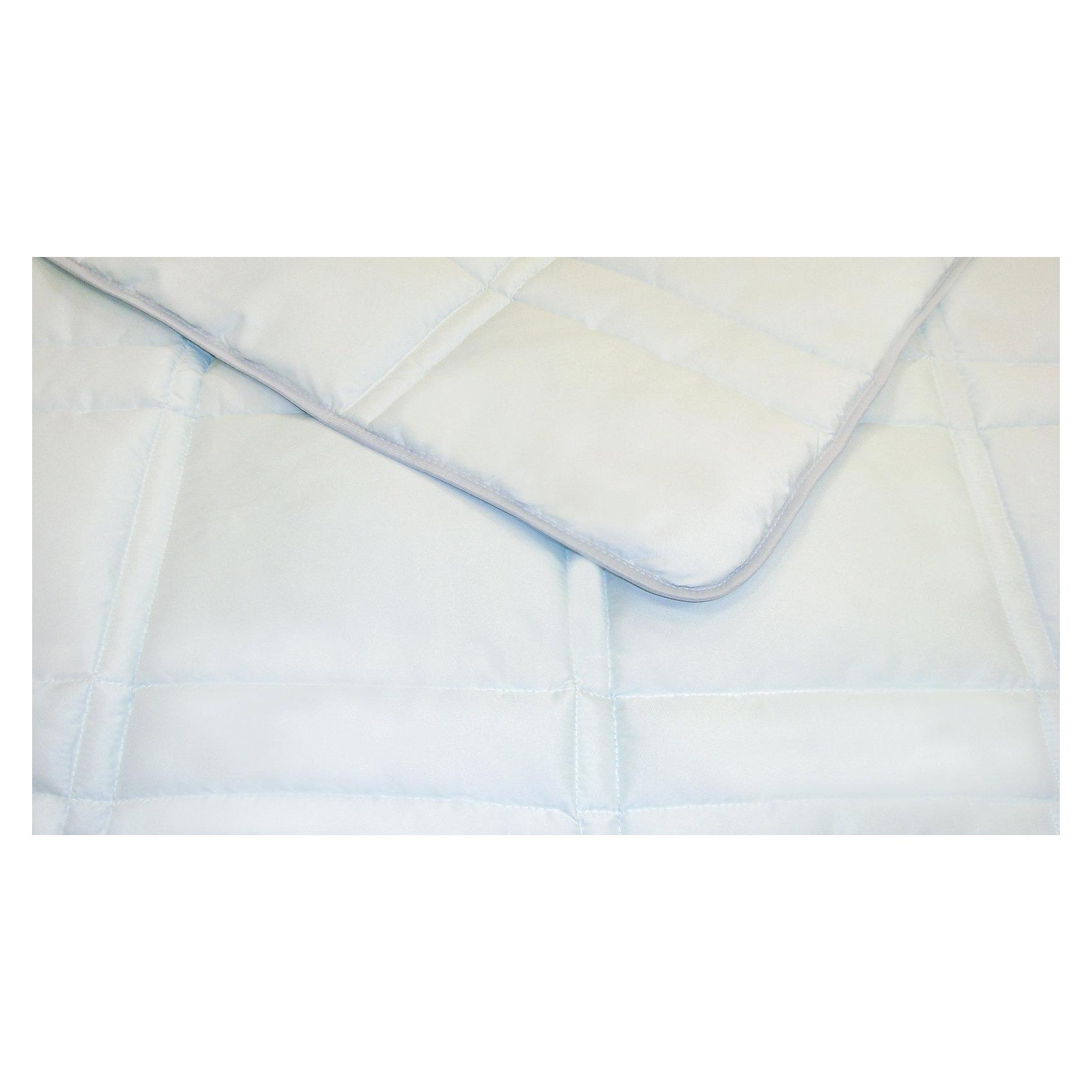 Голубое одеяло Casabel 1,5-спальное (легкое)