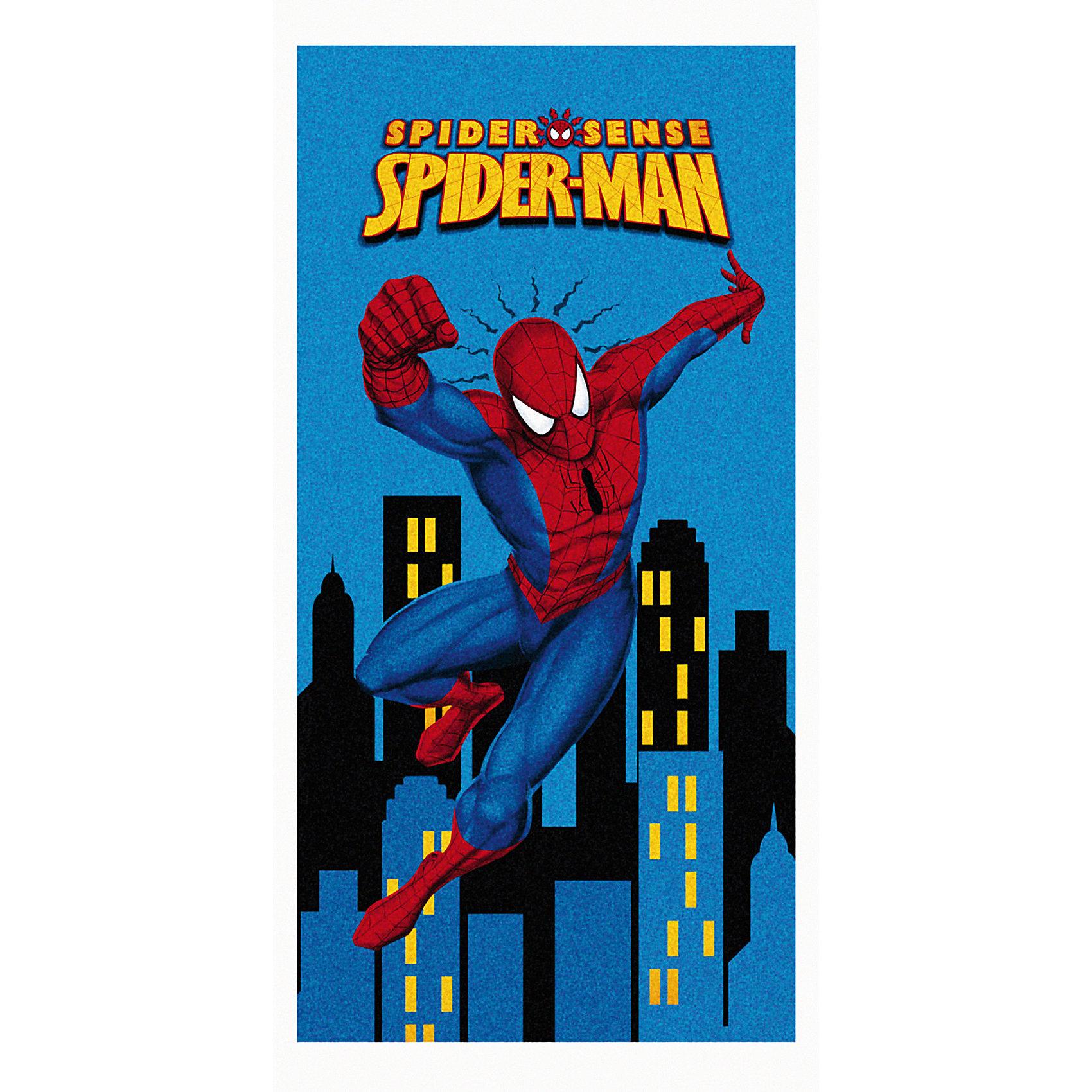Полотенце Человек-Паук 75*150 см ТАС