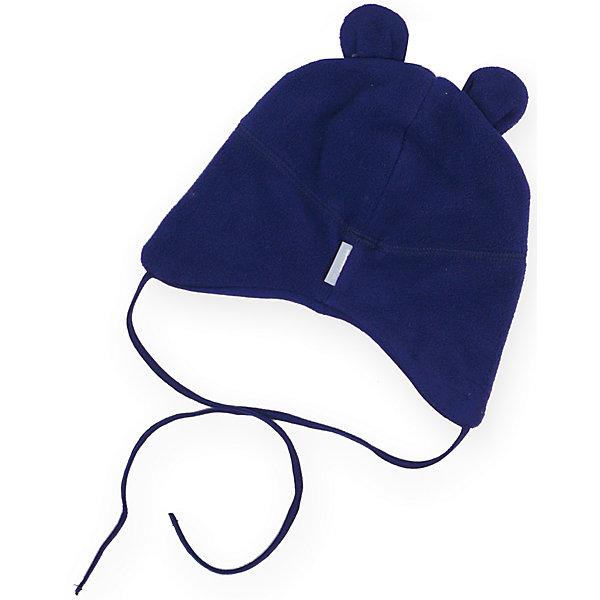 Флисовая шапка Huppa WinnieШапочки<br>Характеристики товара:<br><br>• модель: Winnie;<br>• цвет: синий;<br>• состав: шапка: 100% полиэстер, флис; <br>• подкладка: 100% хлопок:<br>• температурный режим: от 0°С до -20°С;<br>• шапка на завязках;<br>• декоративные ушки сверху;<br>• страна бренда: Финляндия;<br>• страна изготовитель: Эстония.<br><br>Эта шапка обеспечит малышам тепло и комфорт. Она сделана из приятного на ощупь материала с мягким ворсом, поэтому изделие не колется и не натирает. Подкладка выполнена из дышащего и гипоаллергенного хлопка. Шапка очень симпатично смотрится, а дизайн и отделка добавляют ей оригинальности. Модель была разработана специально для малышей.<br><br>Шапку Huppa Winnie (Хуппа) можно купить в нашем интернет-магазине.<br><br>Ширина мм: 89<br>Глубина мм: 117<br>Высота мм: 44<br>Вес г: 155<br>Цвет: синий<br>Возраст от месяцев: 6<br>Возраст до месяцев: 12<br>Пол: Мужской<br>Возраст: Детский<br>Размер: 43-45,39-43,47-49<br>SKU: 4041694