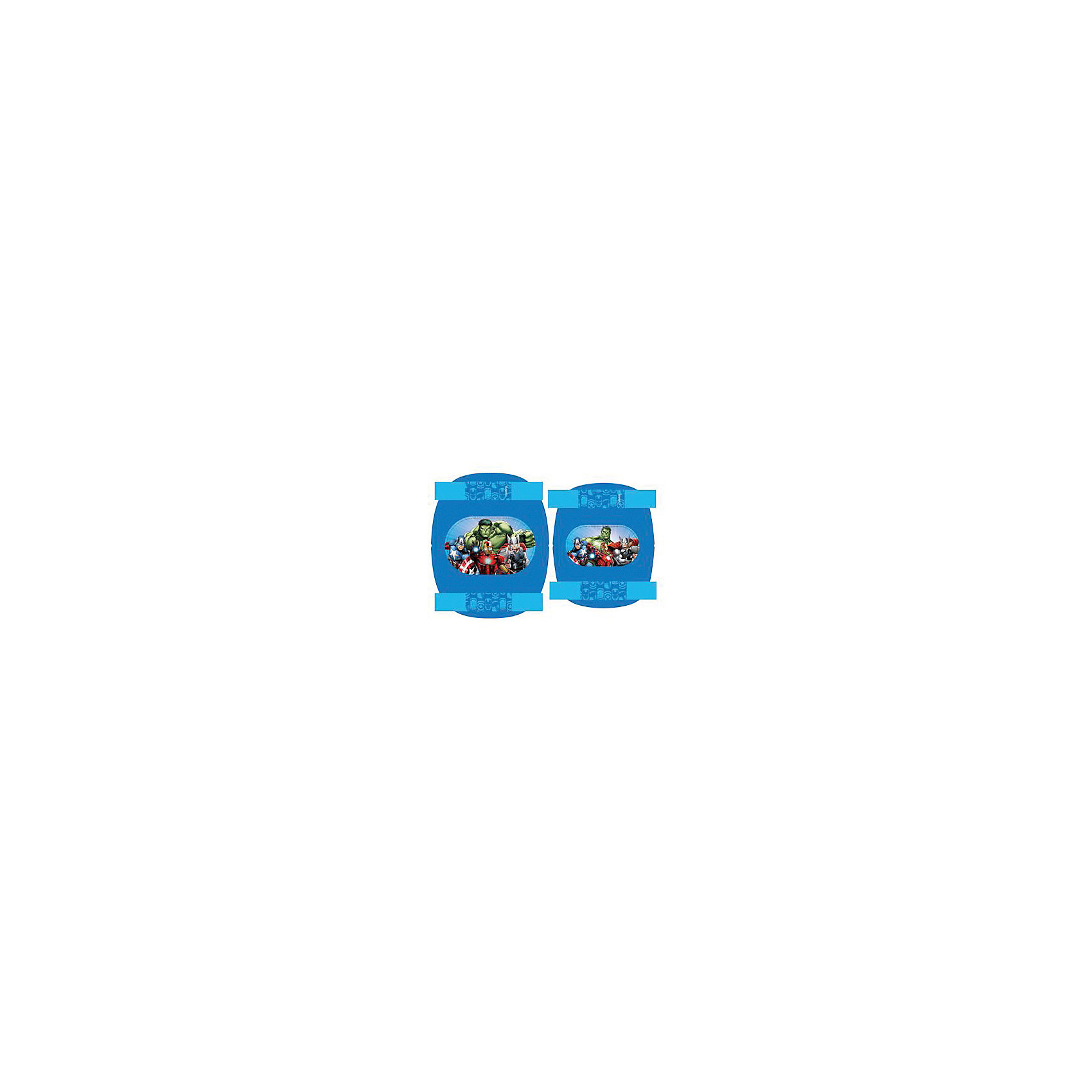 Комплект защиты для колен, локтей, запястий, размер М, МстителиКомплект защиты для колен, локтей, запястий, размер М, Мстители (Avengers) – этот комплект предназначен для защиты вашего ребенка от травм.<br>Комплект защиты для коленей, локтей и запястий «Мстители» выполнен в синей расцветке и украшен изображениями популярных супергероев Marvel: Халка, Капитана Америки, Железного Человека и Тора. Он обеспечит безопасность ребенка во время катания на роликах, самокате или велосипеде. Набор произведен из высококачественных материалов: первоклассного полиэстера и высококачественного пластика — материала, отличающегося предельной прочностью и долговечностью.<br><br>Дополнительная информация:<br><br>- В комплекте: наколенники, налокотники, защита на запястья<br>- Размер: М<br>- Материал: высококачественный пластик, полиэстер<br>- Упаковка: сетчатая сумка<br>- Размер упаковки: 30 х 30 х 70 см.<br>- Вес: 250 гр.<br><br>Комплект защиты для колен, локтей, запястий, размер М, Мстители можно купить в нашем интернет-магазине.<br><br>Ширина мм: 300<br>Глубина мм: 300<br>Высота мм: 700<br>Вес г: 250<br>Возраст от месяцев: 96<br>Возраст до месяцев: 192<br>Пол: Мужской<br>Возраст: Детский<br>SKU: 4042358