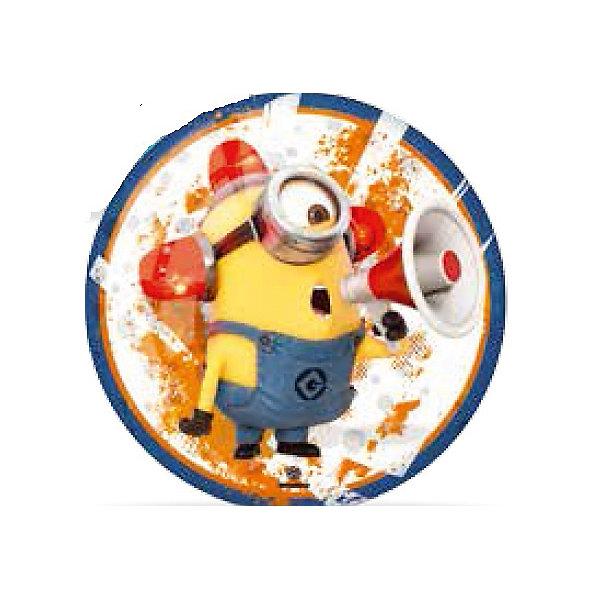 Мяч Гадкий Я- 2, 14 см,  в ассортименте, MondoМячи детские<br>Красивый, яркий мячик  с героями известного и любимого всеми мультфильма приведет в восторг любого ребенка. Он выполнен из высококачественной прочной резины, при нанесении изображения использованы безопасные для детей красители. Мячик имеет небольшой размер, поэтому, подходит  для игр с самыми маленькими детьми. Игра в мяч развивает координацию движений, моторику рук и ног, стимулирует детей к физической активности и просто приносит множество улыбок и веселых мгновений.<br><br>Дополнительная информация:<br><br>- Материал: резина.<br>- Цвет: жёлтый, голубой, белый.<br>- Рисунок Гадкий Я- 2<br>- Размер: 14 см. <br><br>Мяч Гадкий Я- 2, 14 см,  Mondo можно купить в нашем магазине.<br>Ширина мм: 140; Глубина мм: 140; Высота мм: 140; Вес г: 105; Возраст от месяцев: 36; Возраст до месяцев: 84; Пол: Унисекс; Возраст: Детский; SKU: 4042924;