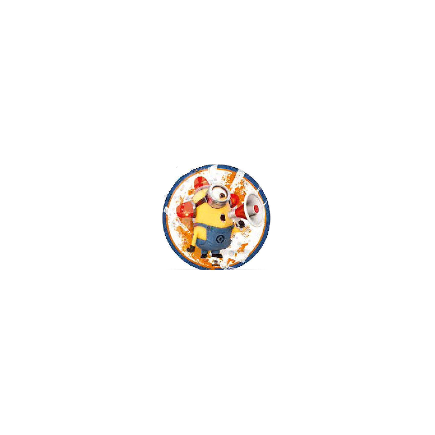 Мяч Гадкий Я- 2, 14 см,  MondoКрасивый, яркий мячик  с героями известного и любимого всеми мультфильма приведет в восторг любого ребенка. Он выполнен из высококачественной прочной резины, при нанесении изображения использованы безопасные для детей красители. Мячик имеет небольшой размер, поэтому, подходит  для игр с самыми маленькими детьми. Игра в мяч развивает координацию движений, моторику рук и ног, стимулирует детей к физической активности и просто приносит множество улыбок и веселых мгновений.<br><br>Дополнительная информация:<br><br>- Материал: резина.<br>- Цвет: жёлтый, голубой, белый.<br>- Рисунок Гадкий Я- 2<br>- Размер: 14 см. <br><br>Мяч Гадкий Я- 2, 14 см,  Mondo можно купить в нашем магазине.<br><br>Ширина мм: 140<br>Глубина мм: 140<br>Высота мм: 140<br>Вес г: 105<br>Возраст от месяцев: 36<br>Возраст до месяцев: 84<br>Пол: Унисекс<br>Возраст: Детский<br>SKU: 4042924