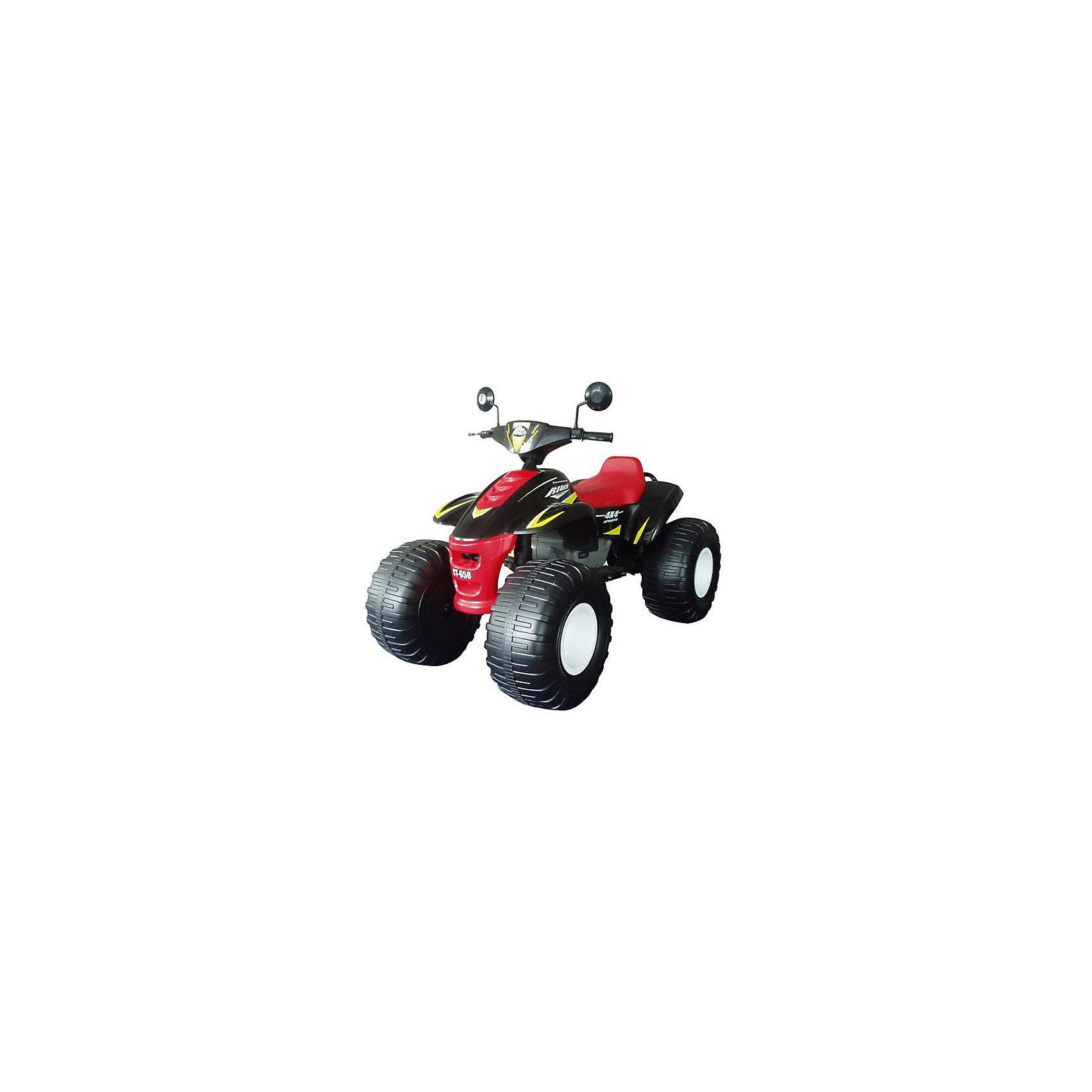 Электромобиль-квадроцикл
