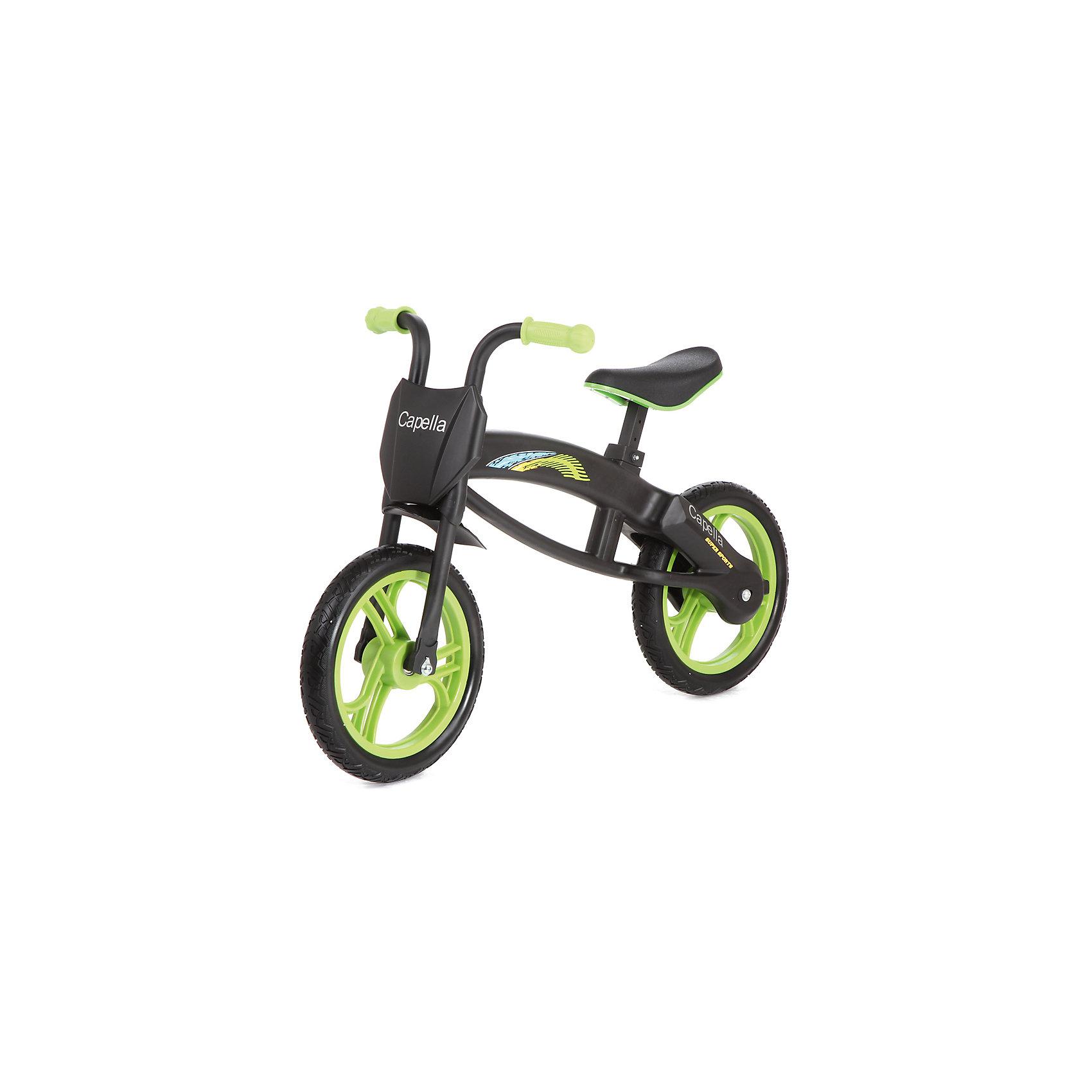 Беговел черно-зеленый, Capella